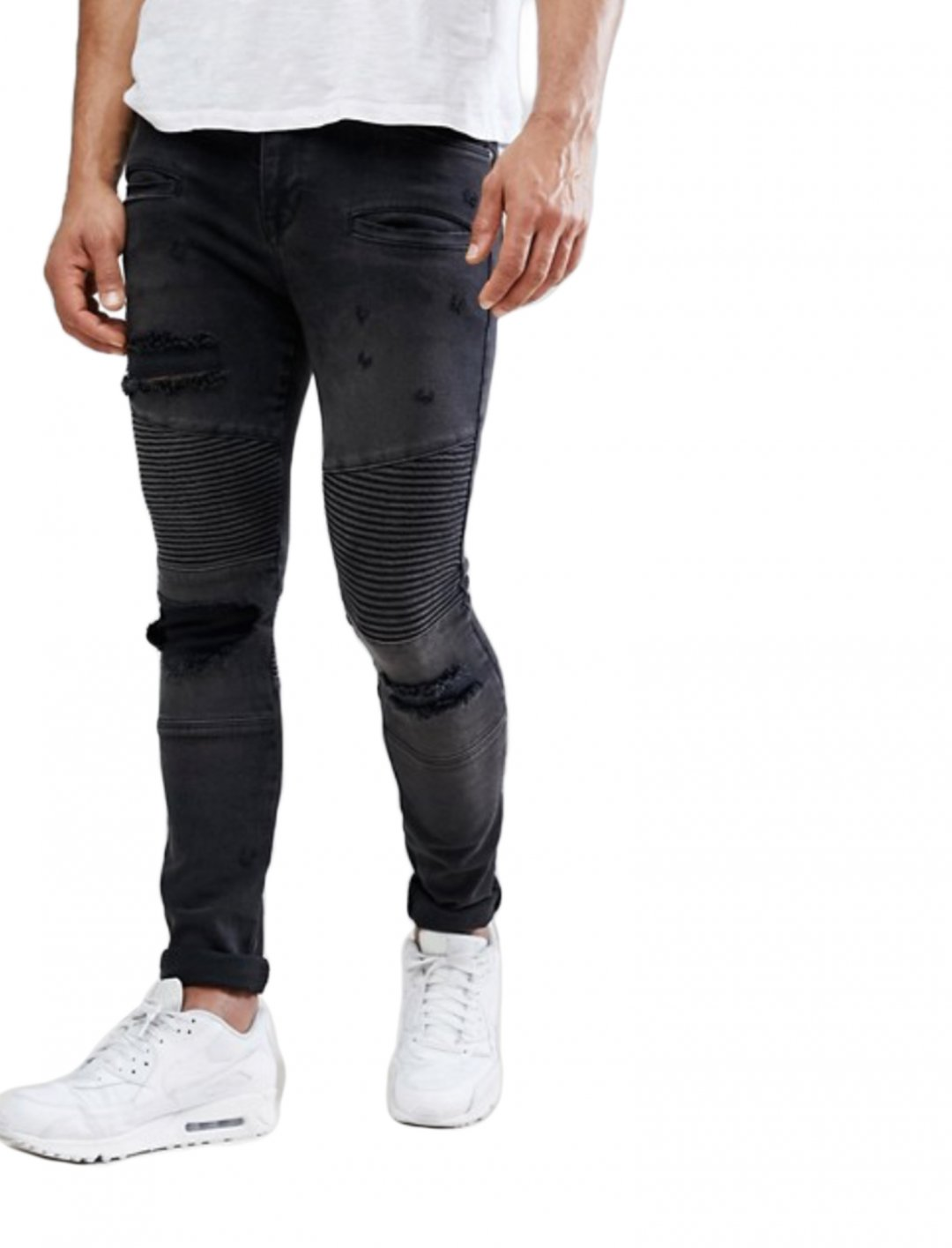 """Biker Jeans {""""id"""":5,""""product_section_id"""":1,""""name"""":""""Clothing"""",""""order"""":5} ASOS DESIGN"""