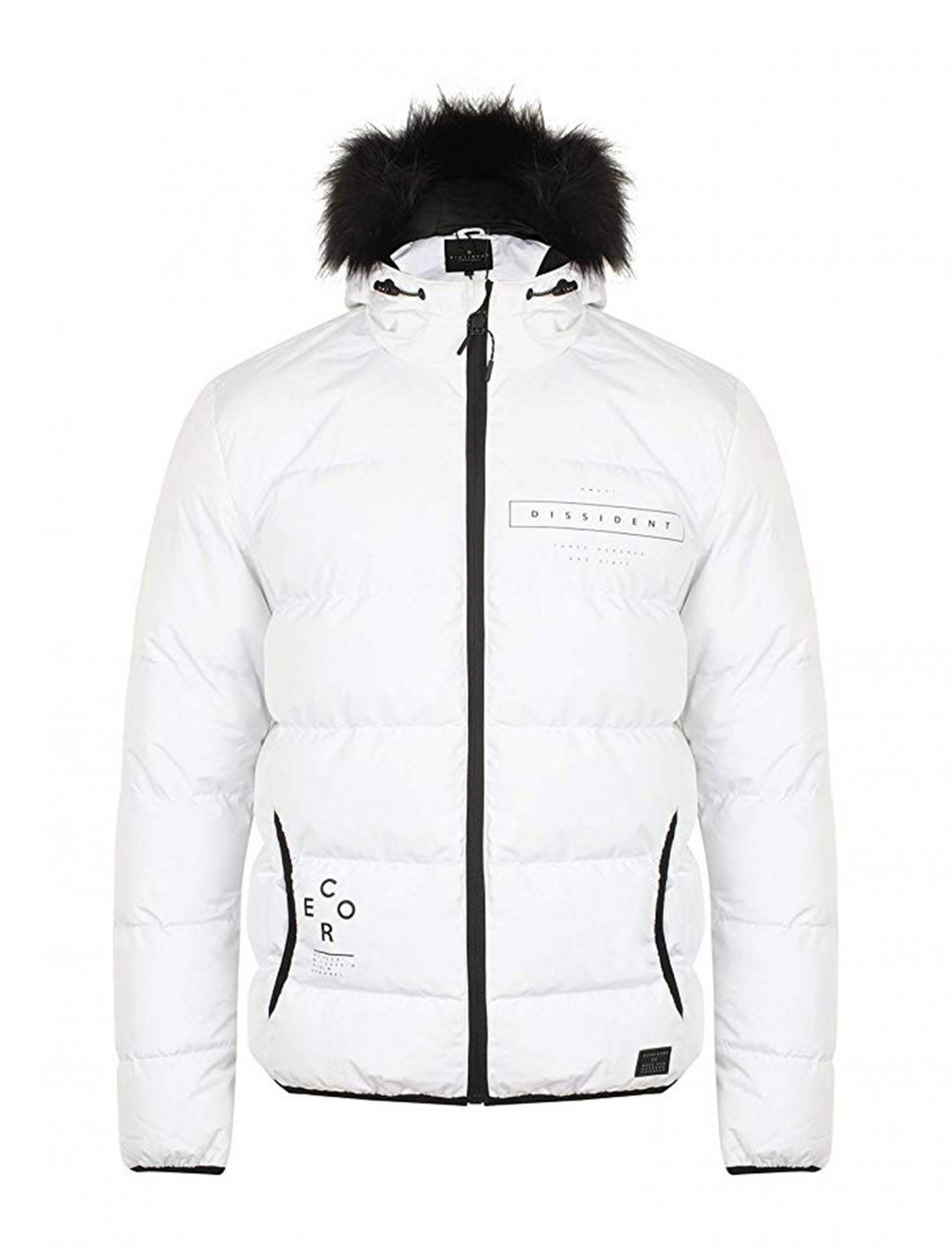 """Hooded Jacket {""""id"""":5,""""product_section_id"""":1,""""name"""":""""Clothing"""",""""order"""":5} Dissident"""