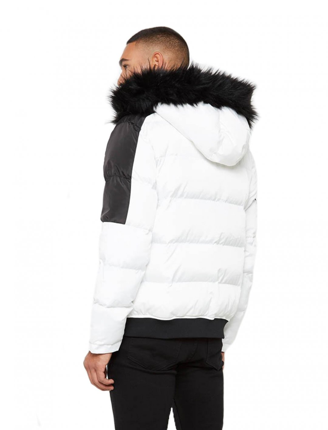 """JAY1' Puffer Jacket {""""id"""":5,""""product_section_id"""":1,""""name"""":""""Clothing"""",""""order"""":5} Maniere De Voir"""