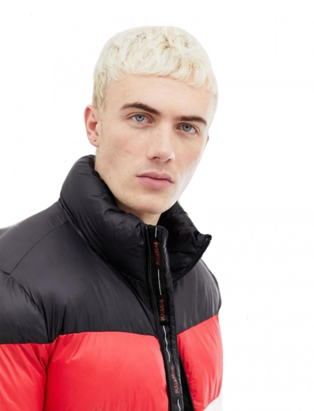 """Puffer Jacket {""""id"""":5,""""product_section_id"""":1,""""name"""":""""Clothing"""",""""order"""":5} Pull&Bear"""