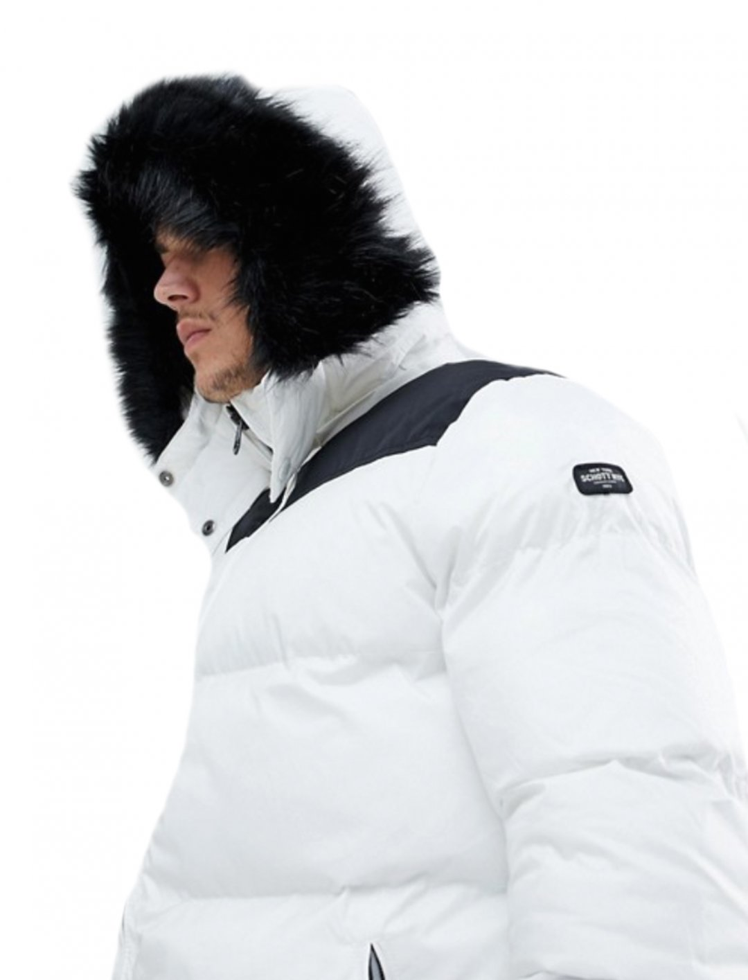"""Puffer Jacket {""""id"""":5,""""product_section_id"""":1,""""name"""":""""Clothing"""",""""order"""":5} Schott"""