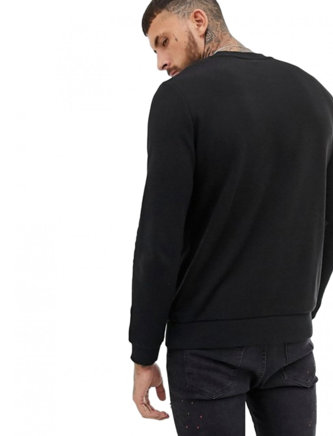 """Sweatshirt {""""id"""":5,""""product_section_id"""":1,""""name"""":""""Clothing"""",""""order"""":5} ASOS DESIGN"""