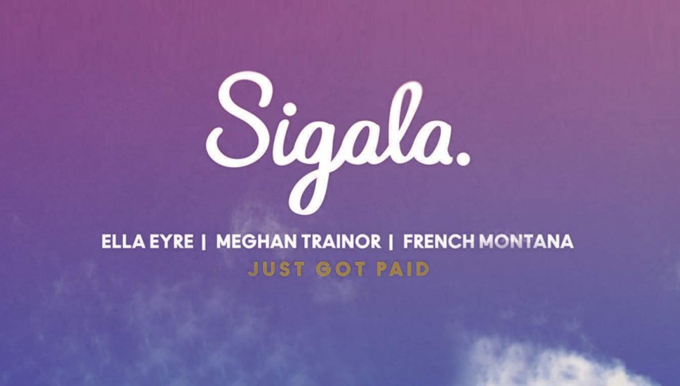 Sigala Style, Fashion, Outfits and Clothes - Just Got Paid Sigala Ministry of Sound Recordings
