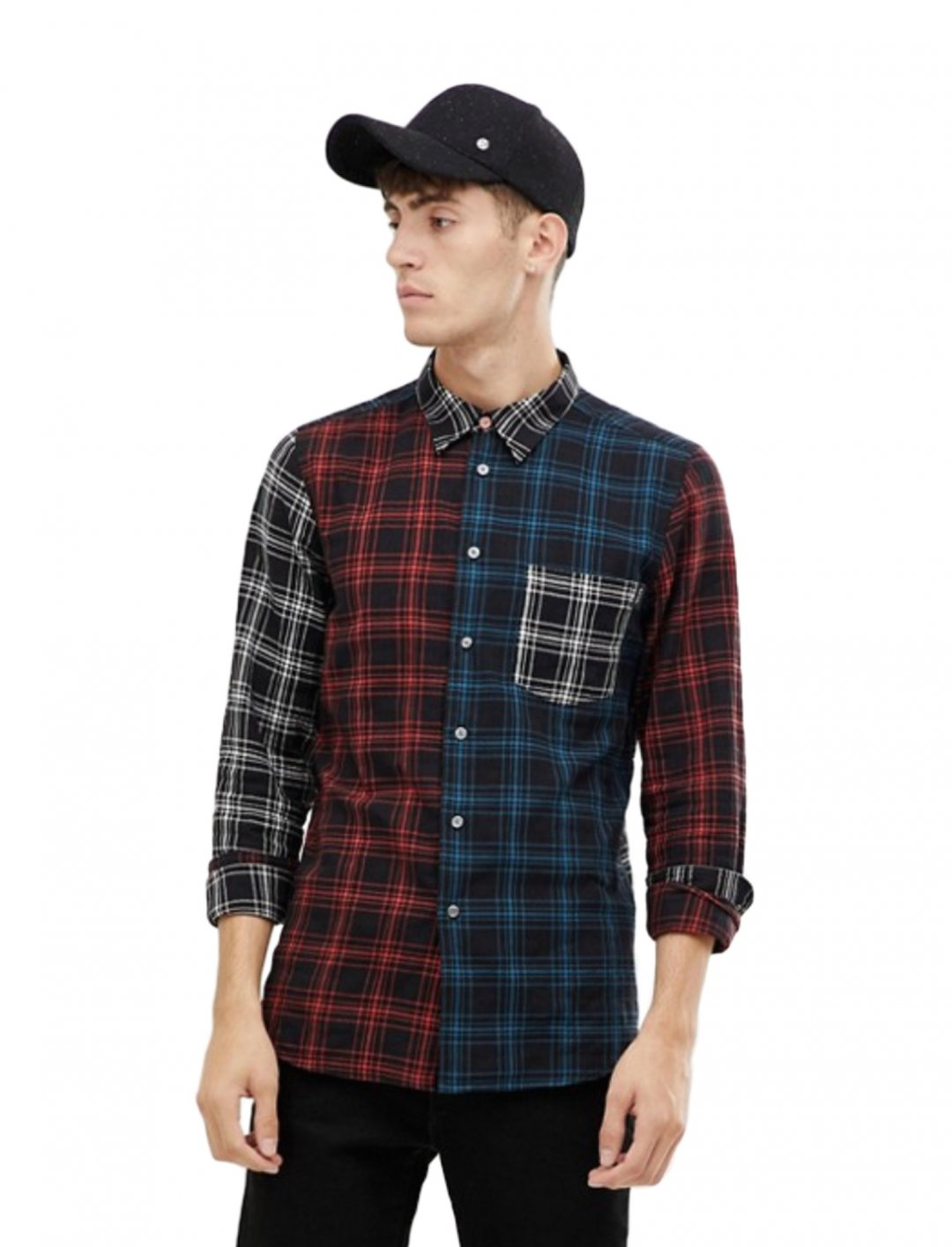 """Check Shirt {""""id"""":5,""""product_section_id"""":1,""""name"""":""""Clothing"""",""""order"""":5} Paul Smith"""