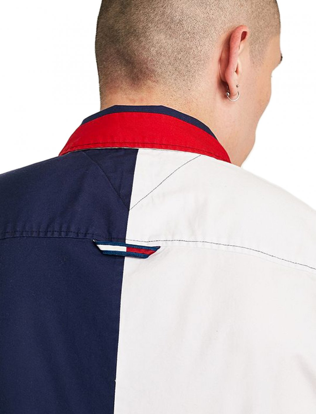 """Two Colour Shirt {""""id"""":5,""""product_section_id"""":1,""""name"""":""""Clothing"""",""""order"""":5} Tommy Jeans"""