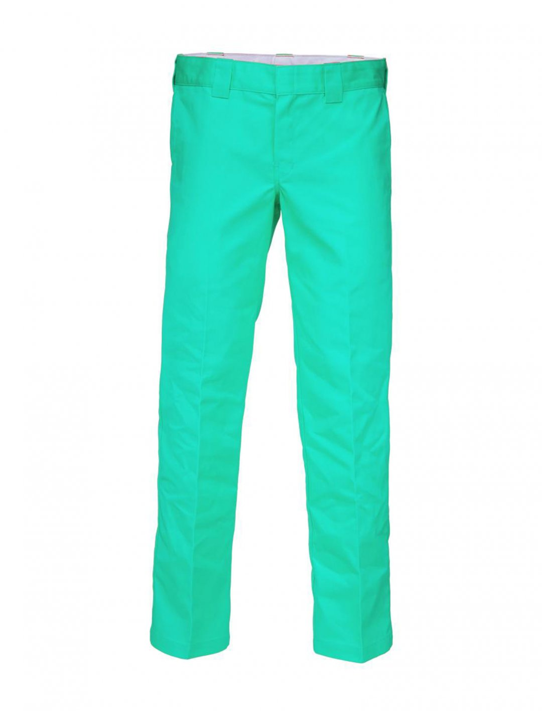 "Lauren Sanderson's Green Trousers {""id"":5,""product_section_id"":1,""name"":""Clothing"",""order"":5} Dickies"