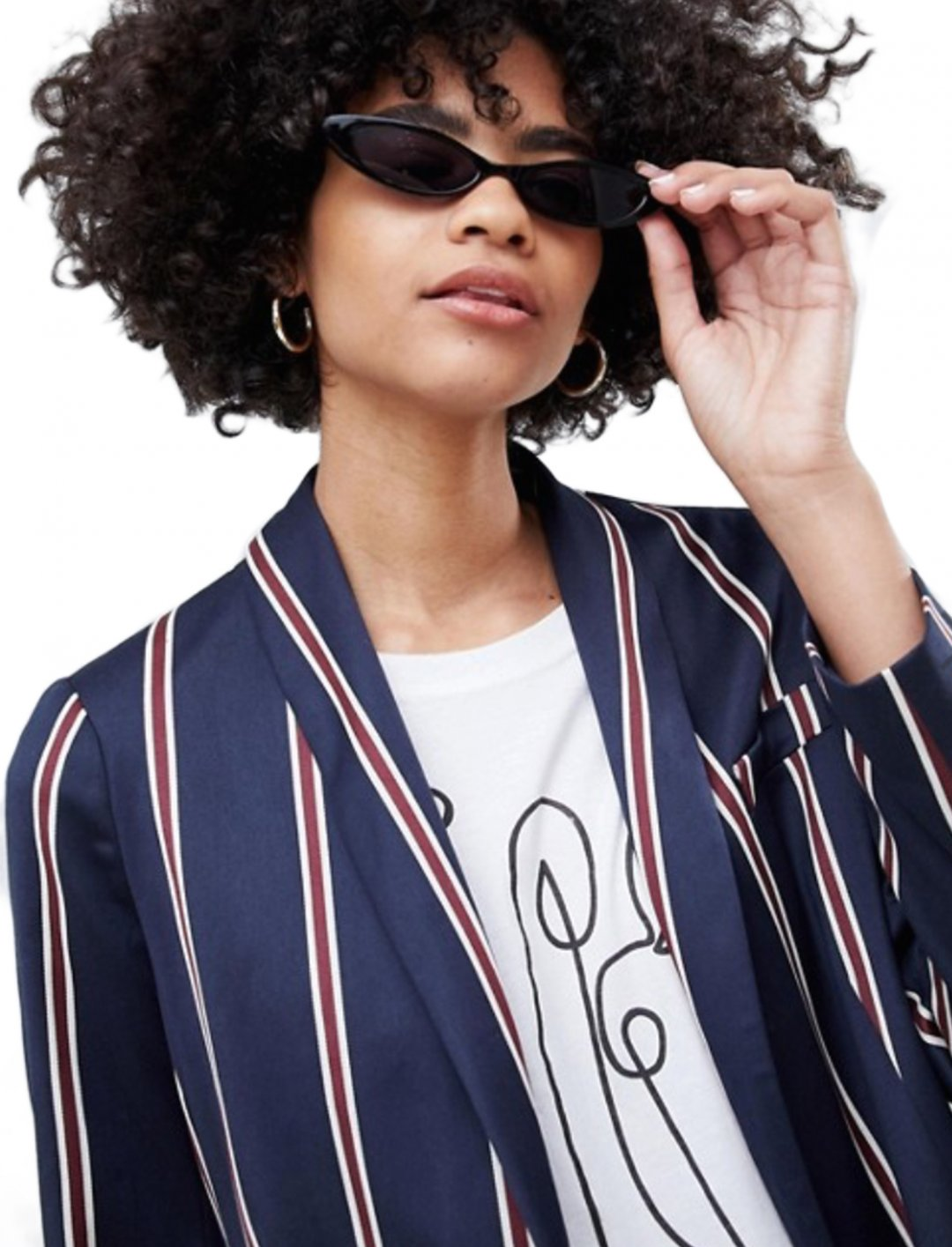 "Lauren Sanderson's Sunglasses {""id"":16,""product_section_id"":1,""name"":""Accessories"",""order"":15} ASOS DESIGN"