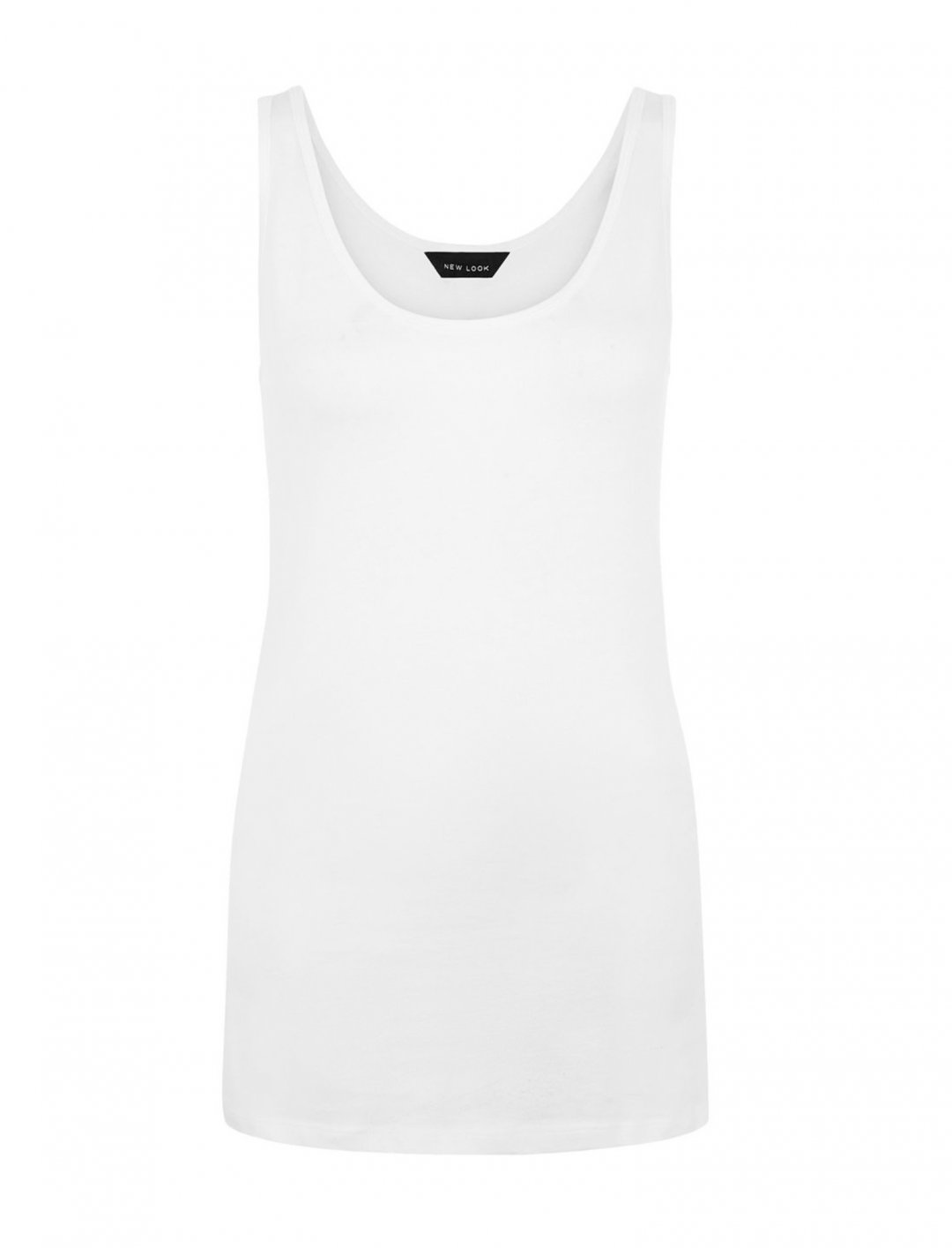"White Vest {""id"":5,""product_section_id"":1,""name"":""Clothing"",""order"":5} New Look"