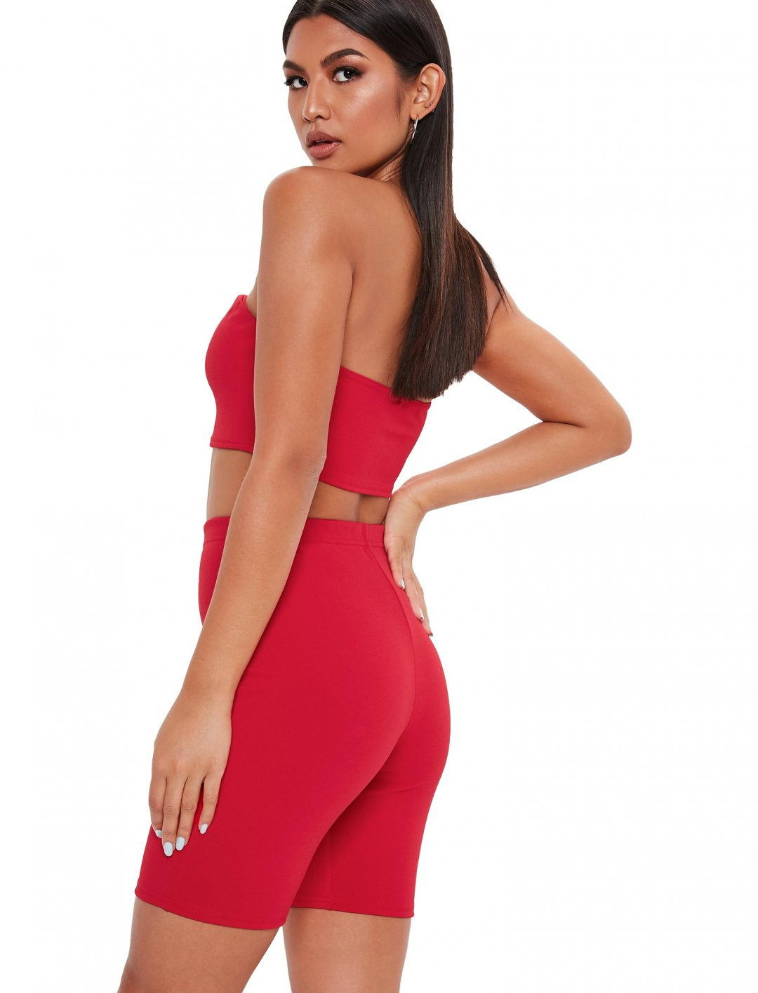 """Cycling Shorts Co Ord {""""id"""":5,""""product_section_id"""":1,""""name"""":""""Clothing"""",""""order"""":5} Missguided"""