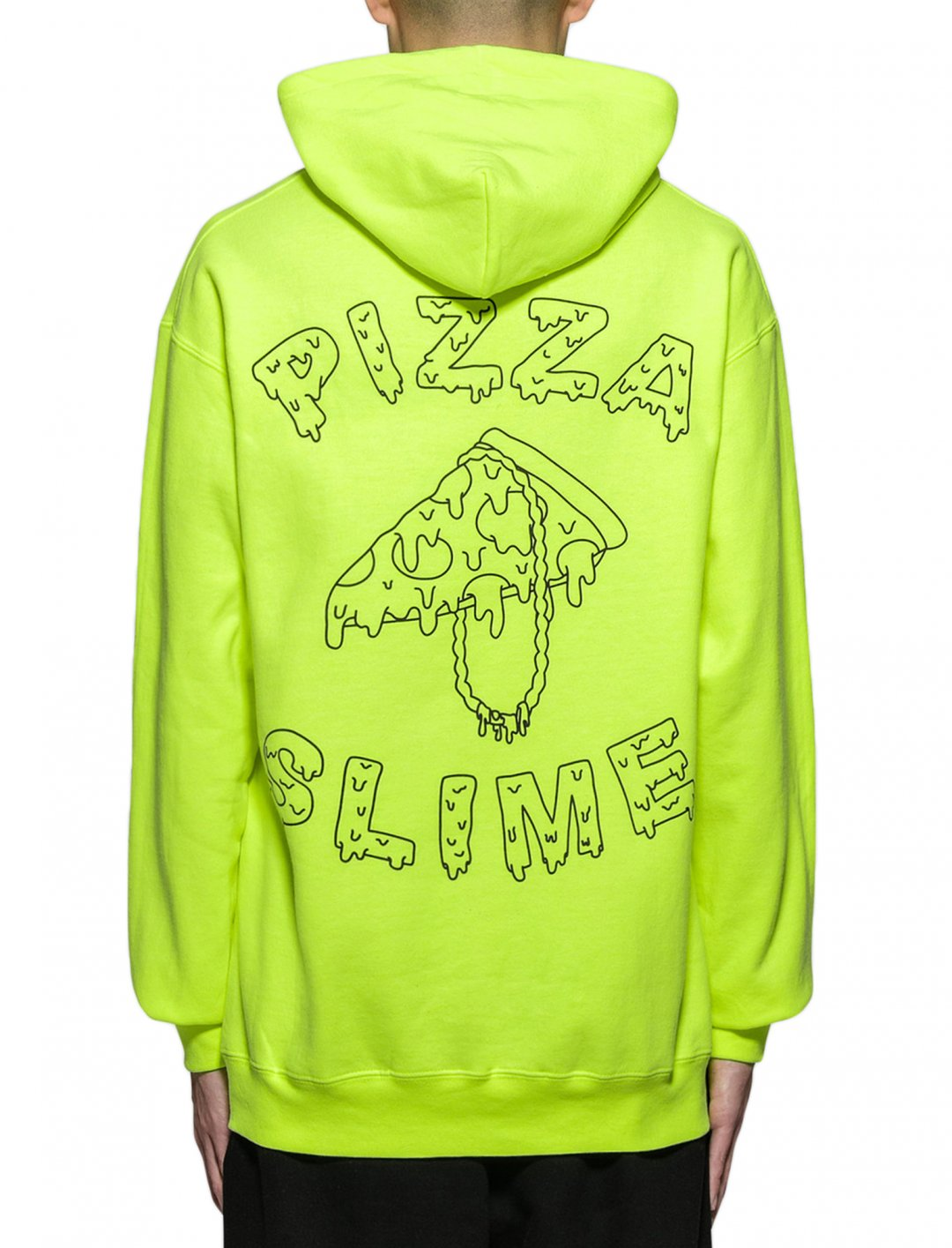 """Hoodie In Neon {""""id"""":5,""""product_section_id"""":1,""""name"""":""""Clothing"""",""""order"""":5} PIZZASLIME"""