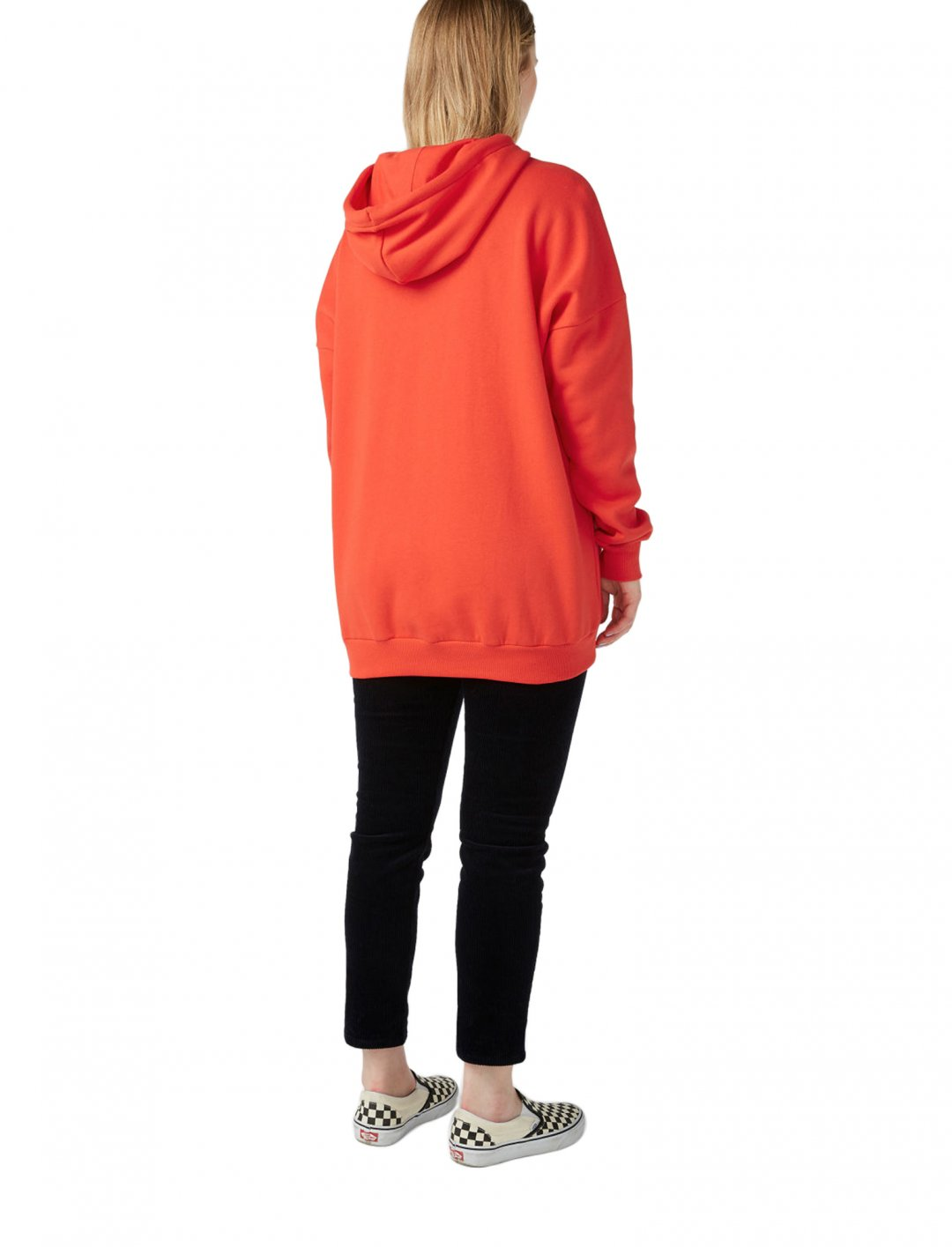 """Hoodie In Red {""""id"""":5,""""product_section_id"""":1,""""name"""":""""Clothing"""",""""order"""":5} Monki"""