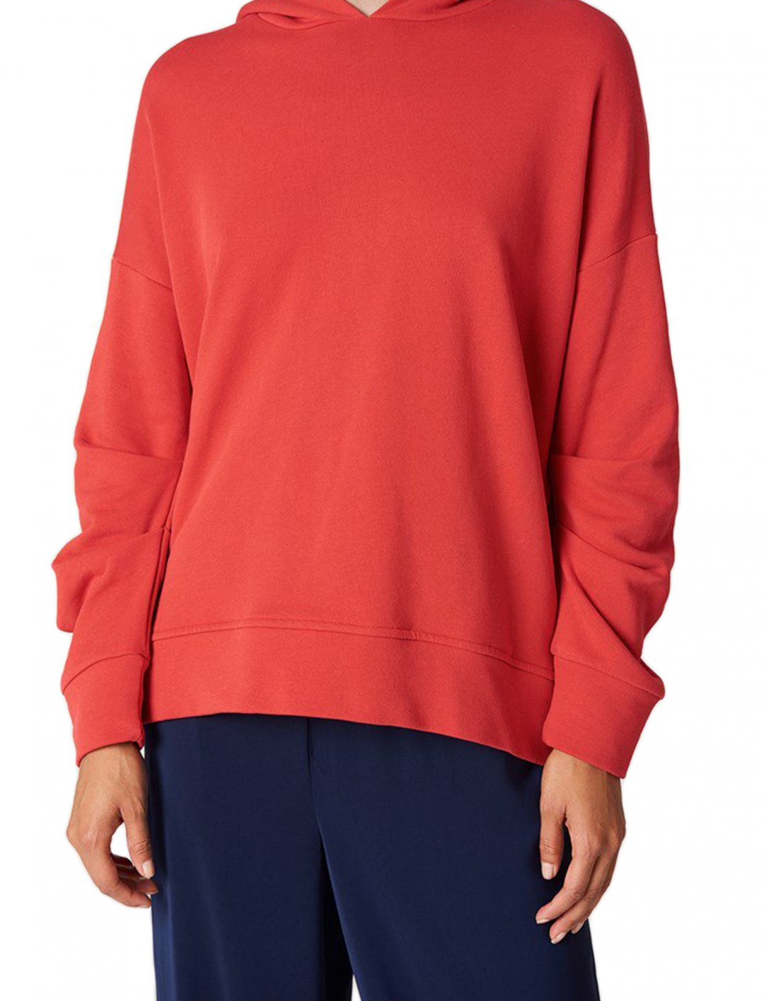 """Hoodie In Red {""""id"""":5,""""product_section_id"""":1,""""name"""":""""Clothing"""",""""order"""":5} NA-KD"""