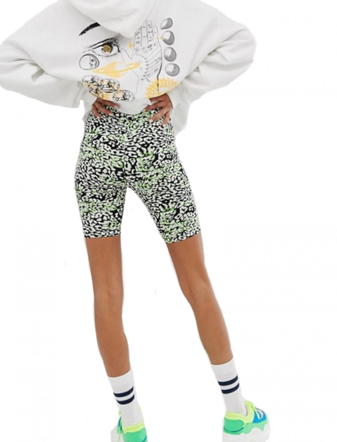Mahalia's Cycling Shorts Clothing ASOS DESIGN