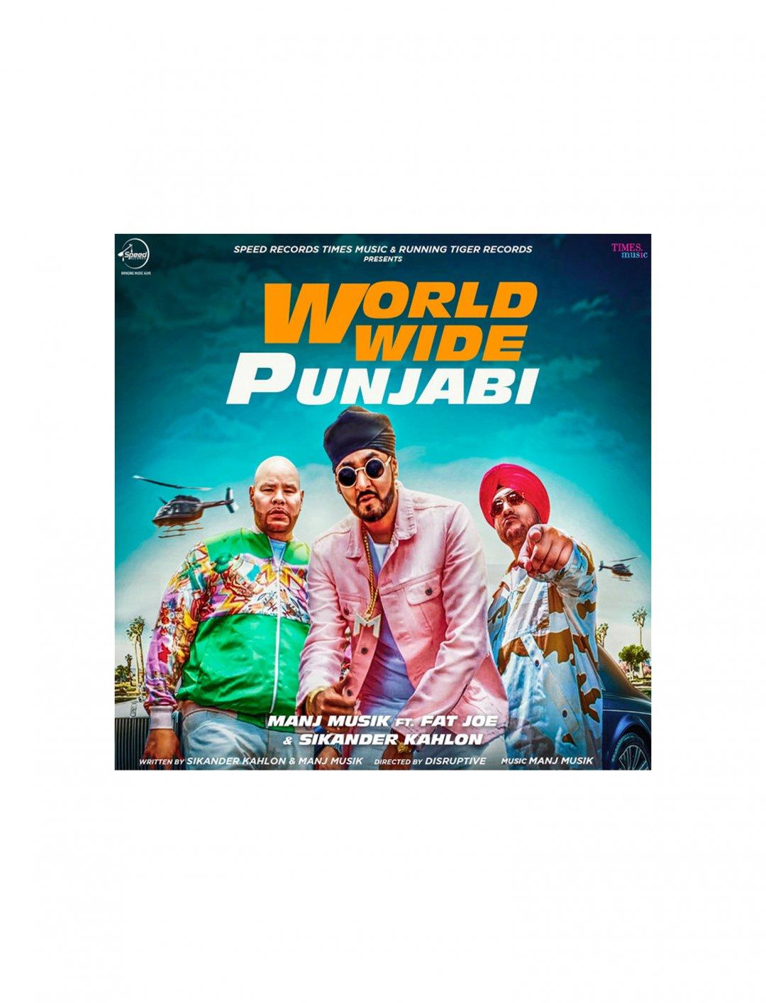 Worldwide Punjabi Single Music & Ringtone Manj Musik