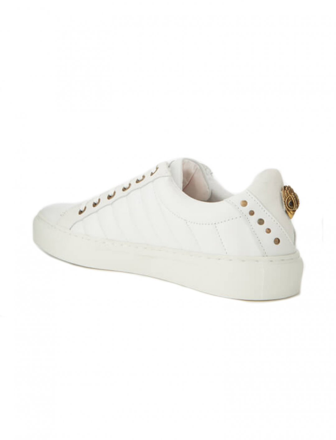 """Leather Trainers {""""id"""":12,""""product_section_id"""":1,""""name"""":""""Shoes"""",""""order"""":12} Kurt Geiger London"""