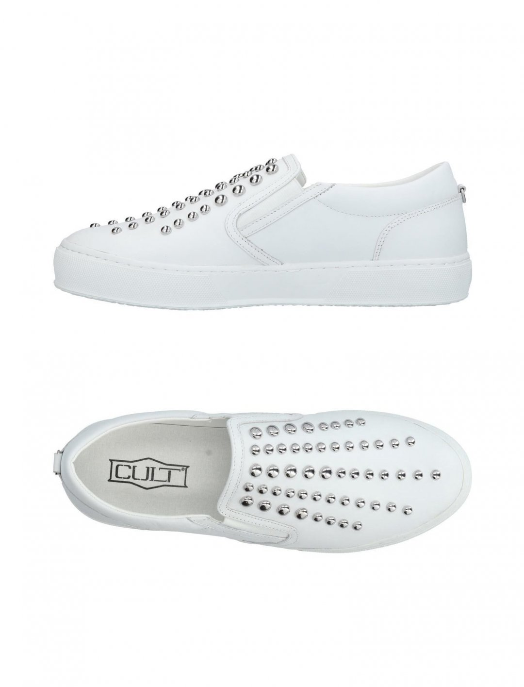 """Sneakers In White {""""id"""":12,""""product_section_id"""":1,""""name"""":""""Shoes"""",""""order"""":12} Cult"""