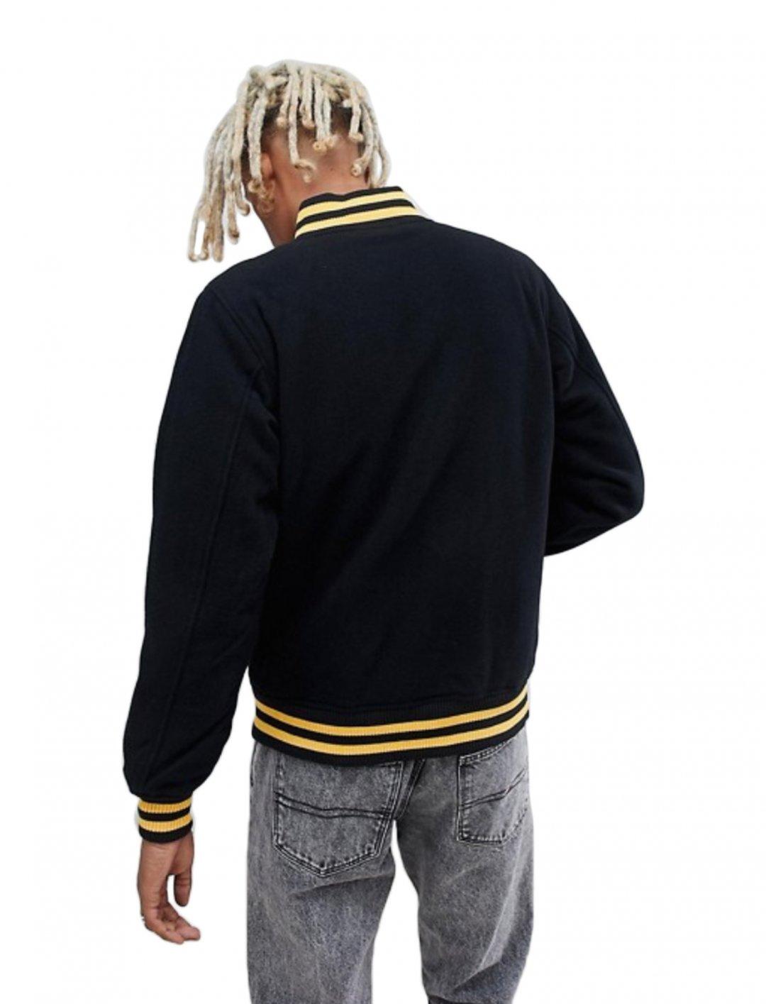 """Varsity Jacket {""""id"""":5,""""product_section_id"""":1,""""name"""":""""Clothing"""",""""order"""":5} New Era"""