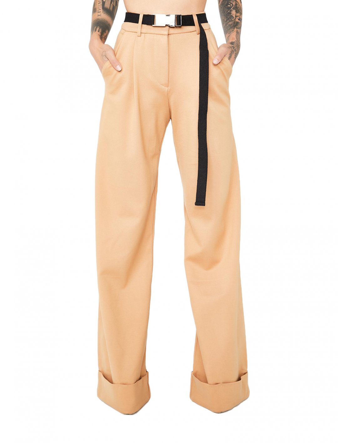 """Wide Leg Pants {""""id"""":5,""""product_section_id"""":1,""""name"""":""""Clothing"""",""""order"""":5} I.AM.GIA"""