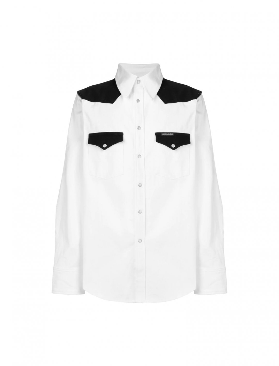 "Western Shirt {""id"":5,""product_section_id"":1,""name"":""Clothing"",""order"":5} Calvin Klein Jeans"