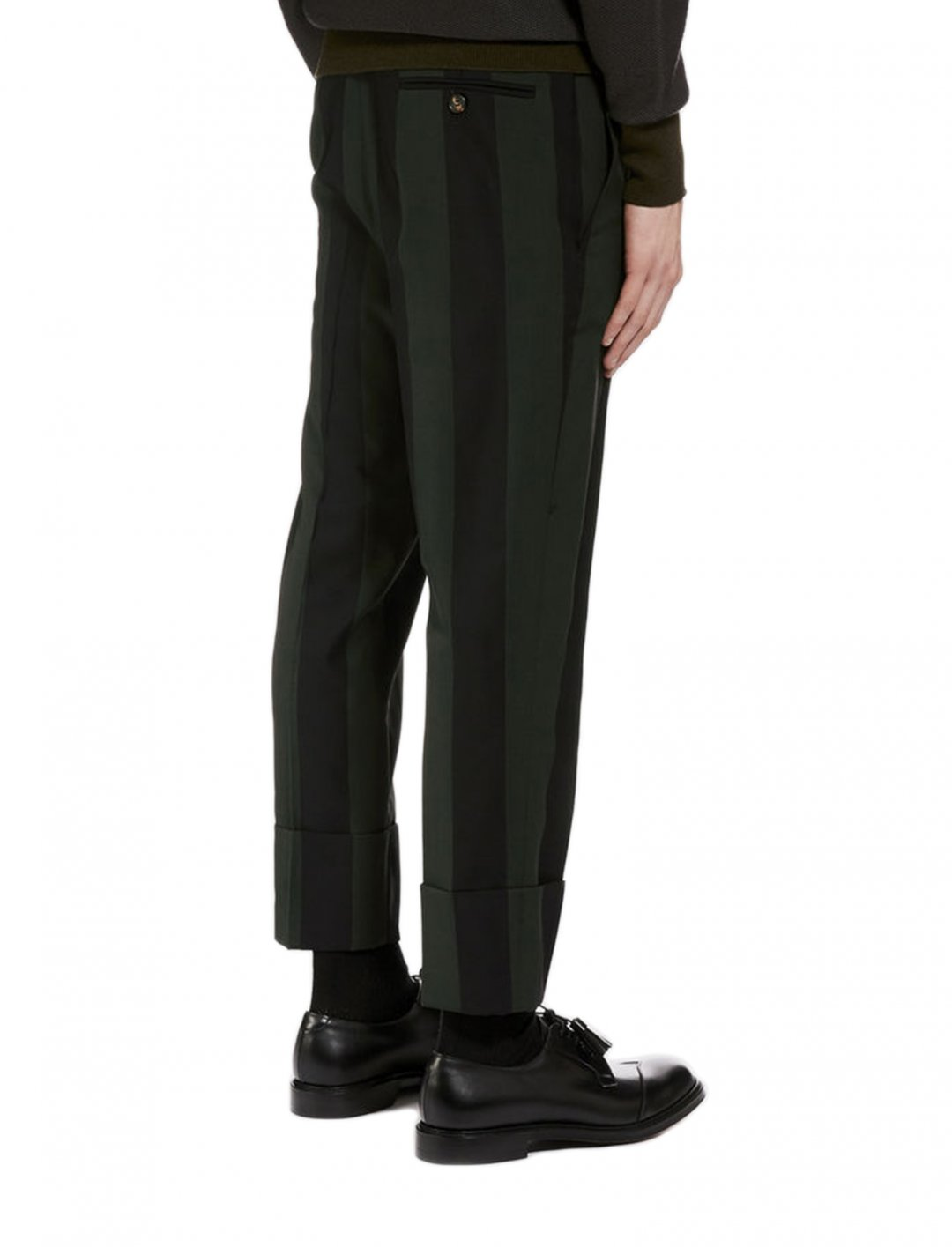 "Cropped Trousers {""id"":5,""product_section_id"":1,""name"":""Clothing"",""order"":5} Vivienne Westwood"