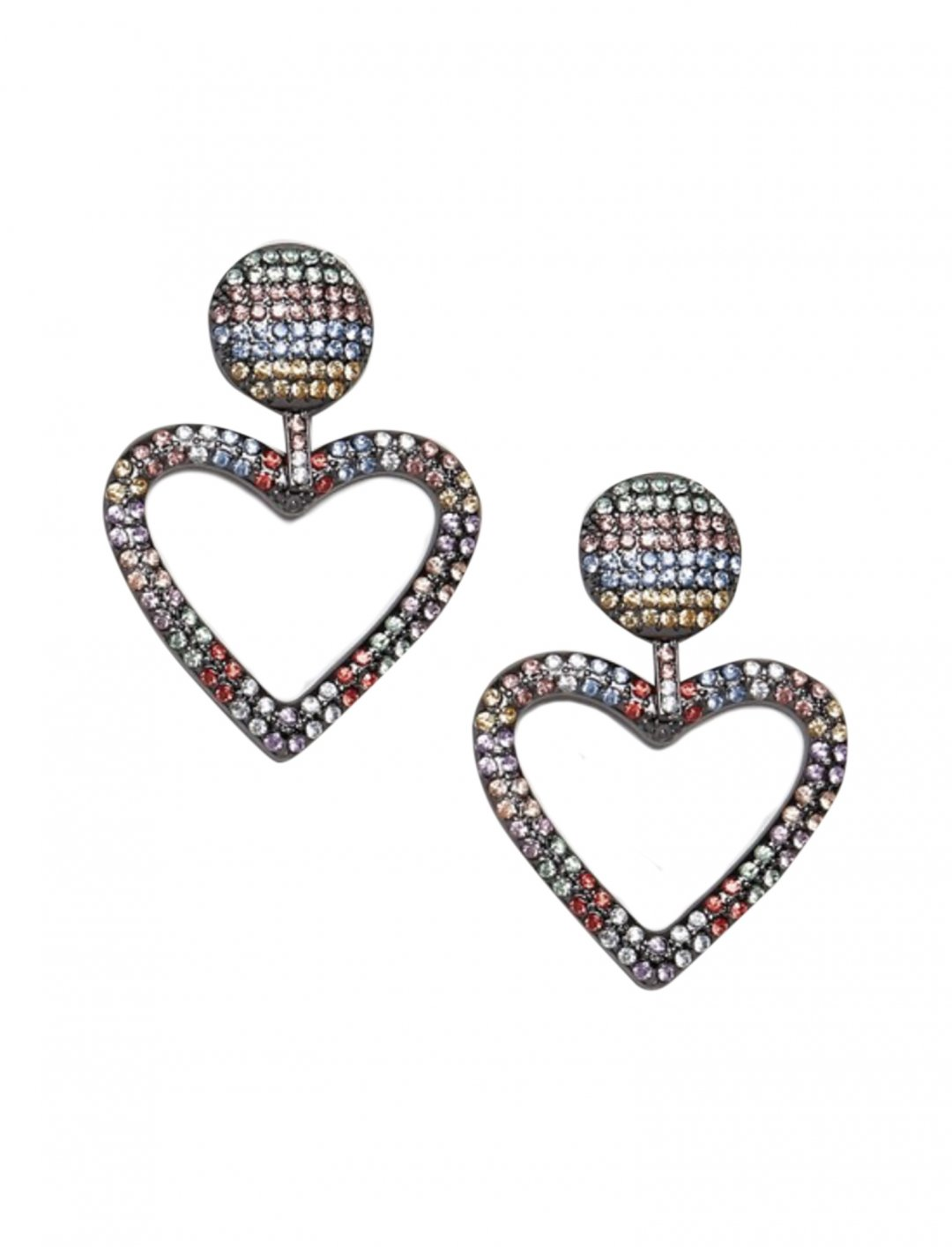 "Heart Earrings {""id"":16,""product_section_id"":1,""name"":""Accessories"",""order"":15} ASOS DESIGN"
