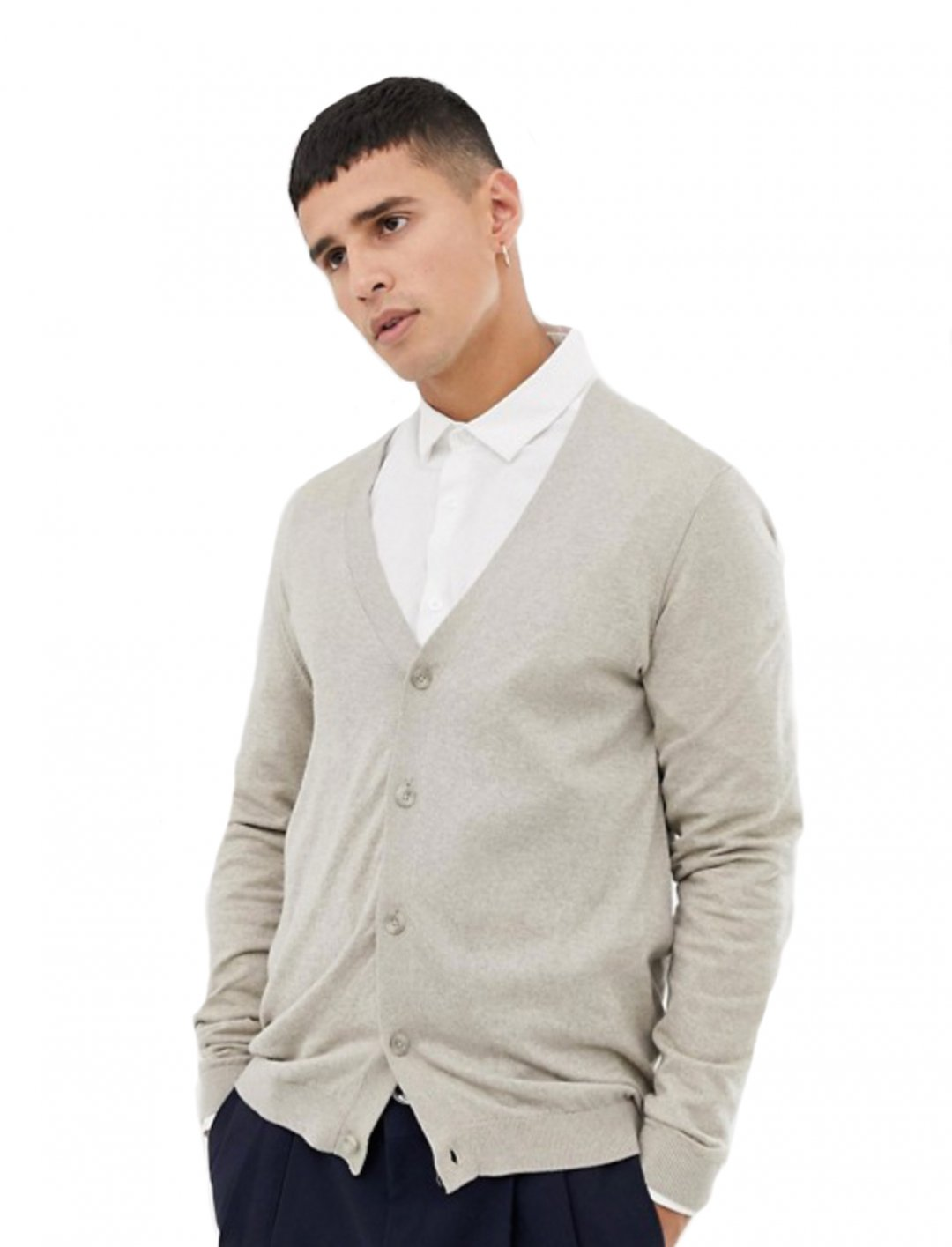 """Knitted Cardigan {""""id"""":5,""""product_section_id"""":1,""""name"""":""""Clothing"""",""""order"""":5} ASOS DESIGN"""