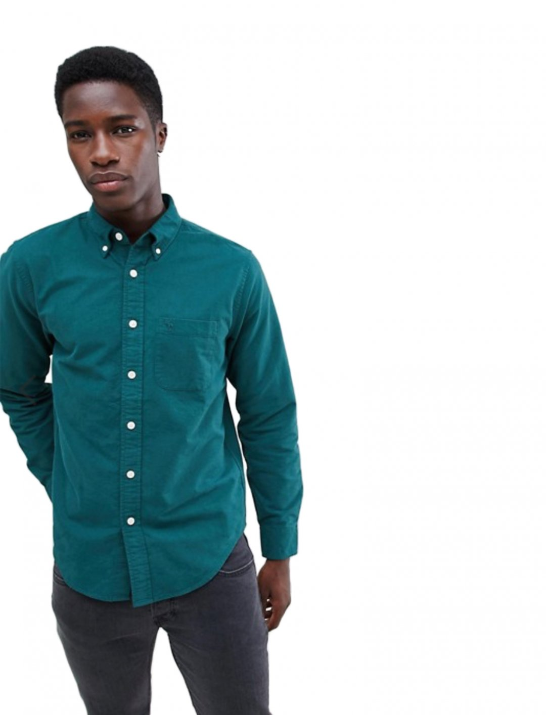 "Oxford Shirt {""id"":5,""product_section_id"":1,""name"":""Clothing"",""order"":5} Abercrombie & Fitch"