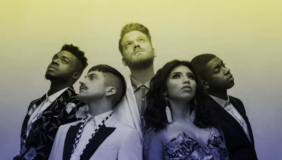 Pentatonix Fashion, Style, Outfits & Clothes from the Music Videos Pentatonix RCA Records