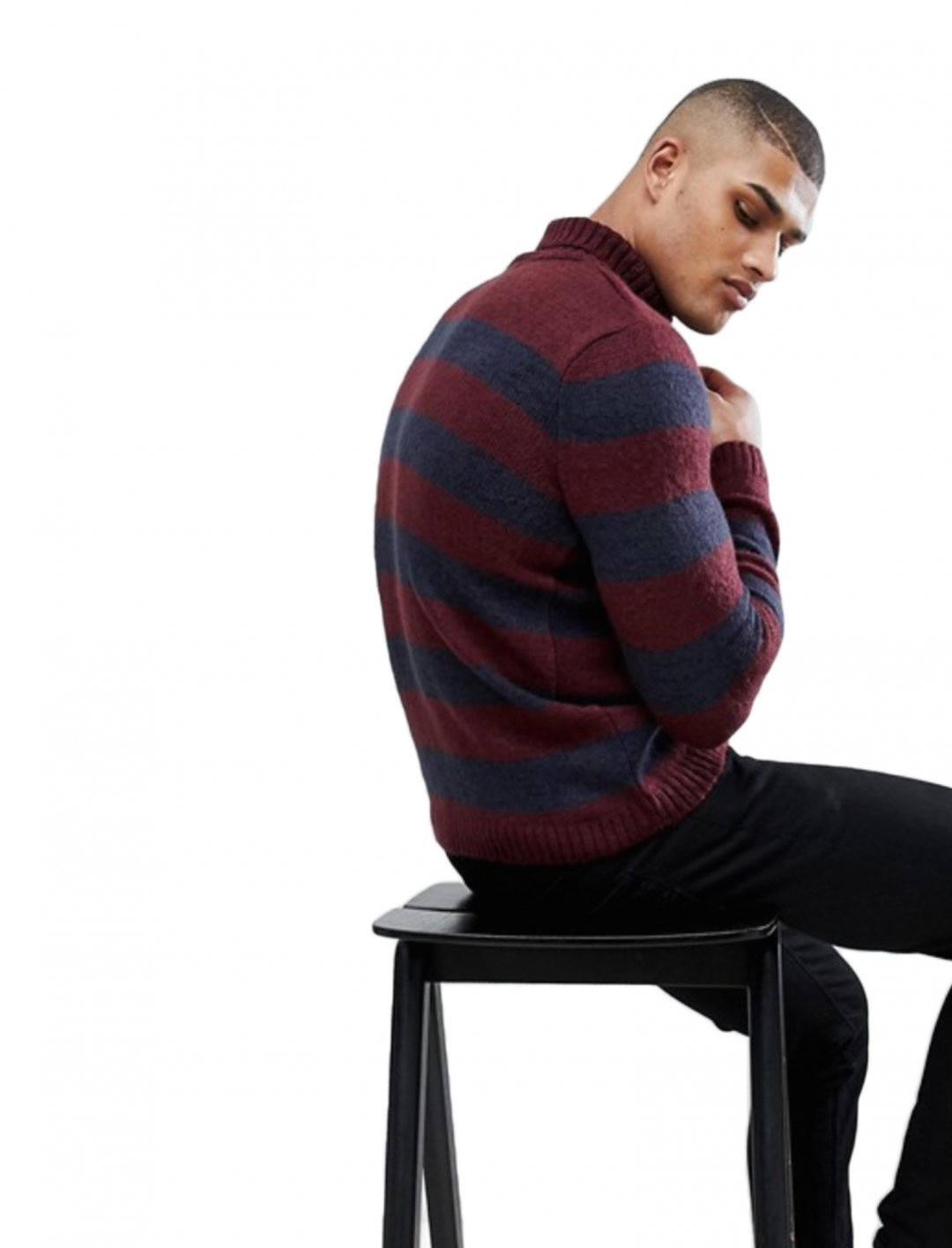 "Roll Neck Jumper {""id"":5,""product_section_id"":1,""name"":""Clothing"",""order"":5} ASOS DESIGN"