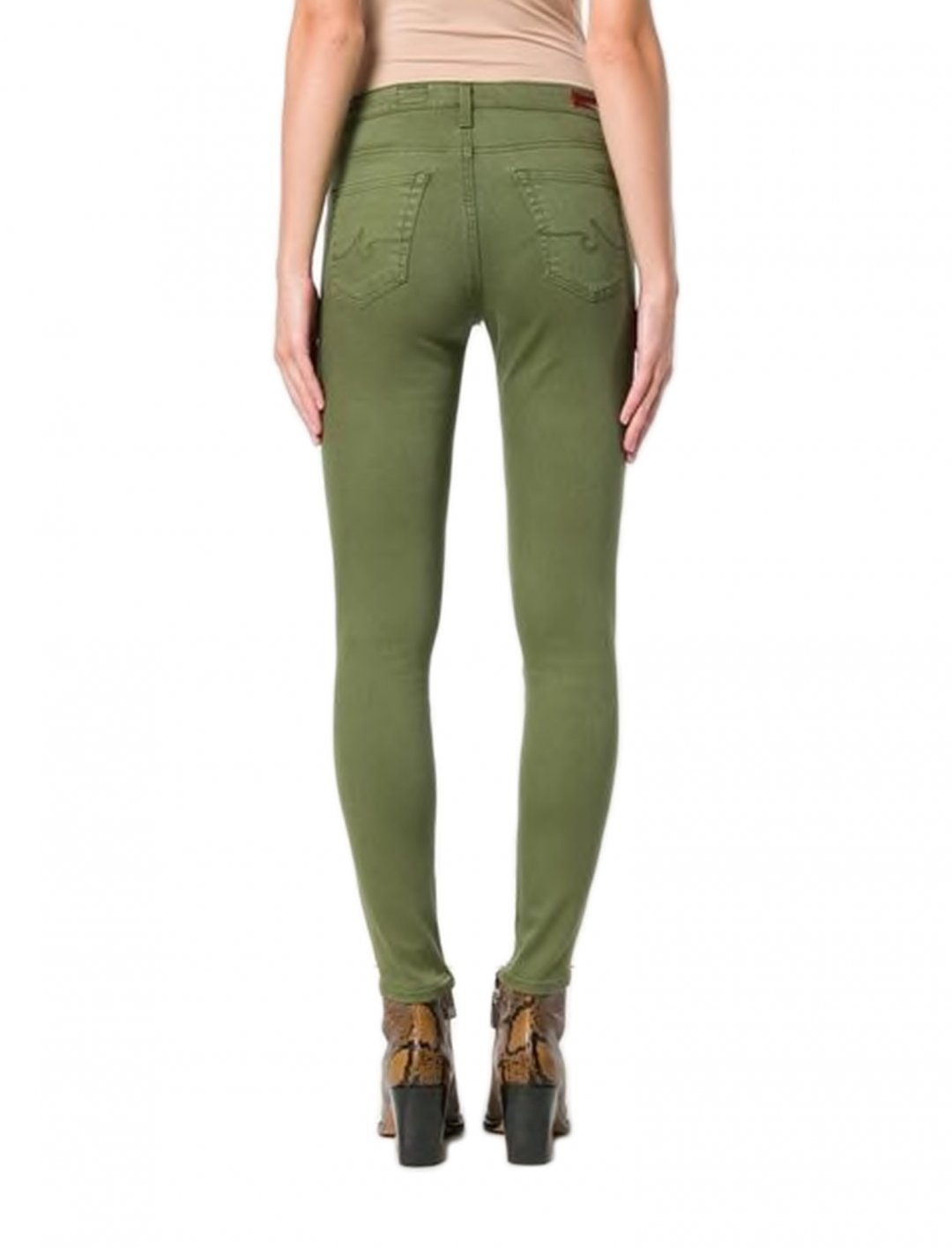"Skinny Jeans {""id"":5,""product_section_id"":1,""name"":""Clothing"",""order"":5} AG Jeans"