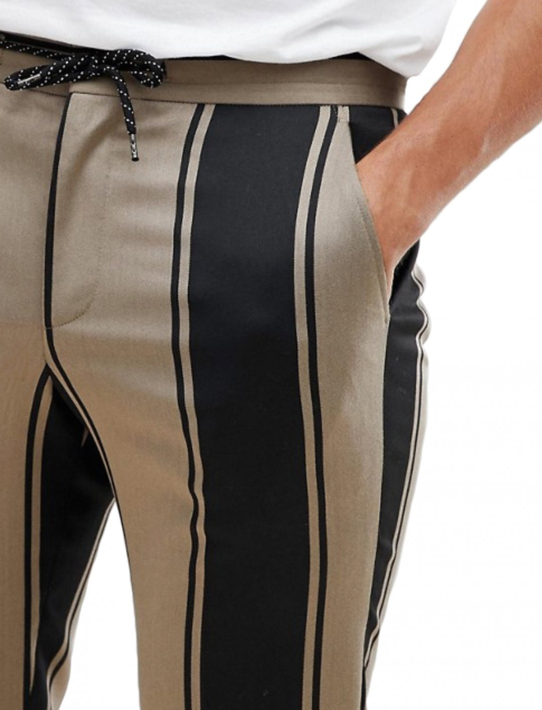 """Slim Fit Trousers {""""id"""":5,""""product_section_id"""":1,""""name"""":""""Clothing"""",""""order"""":5} ASOS DESIGN"""