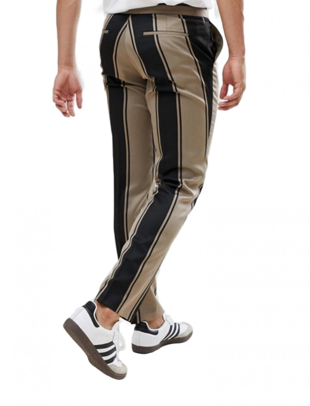 "Slim Fit Trousers {""id"":5,""product_section_id"":1,""name"":""Clothing"",""order"":5} ASOS DESIGN"