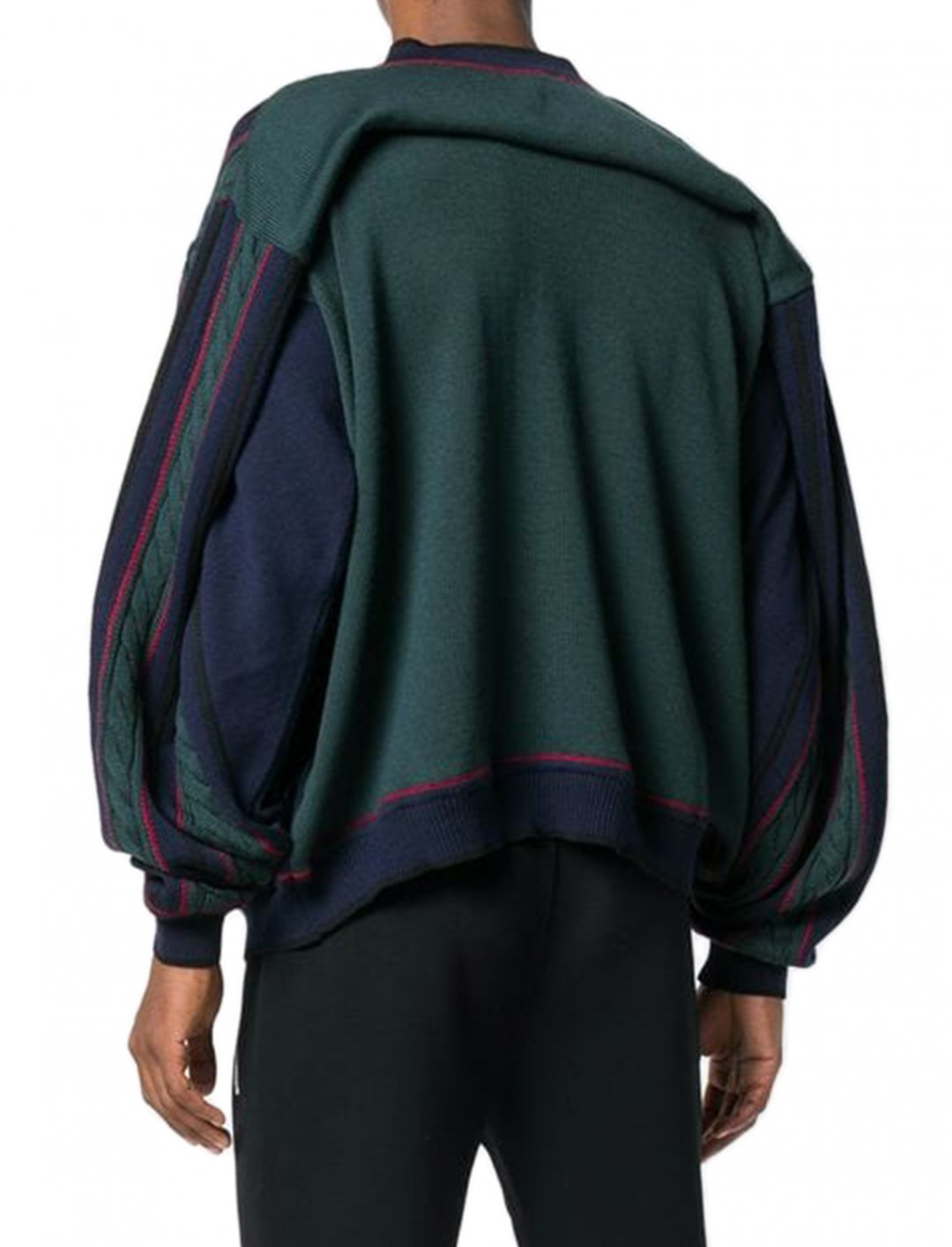 """Striped Jumper {""""id"""":5,""""product_section_id"""":1,""""name"""":""""Clothing"""",""""order"""":5} Y/Project"""