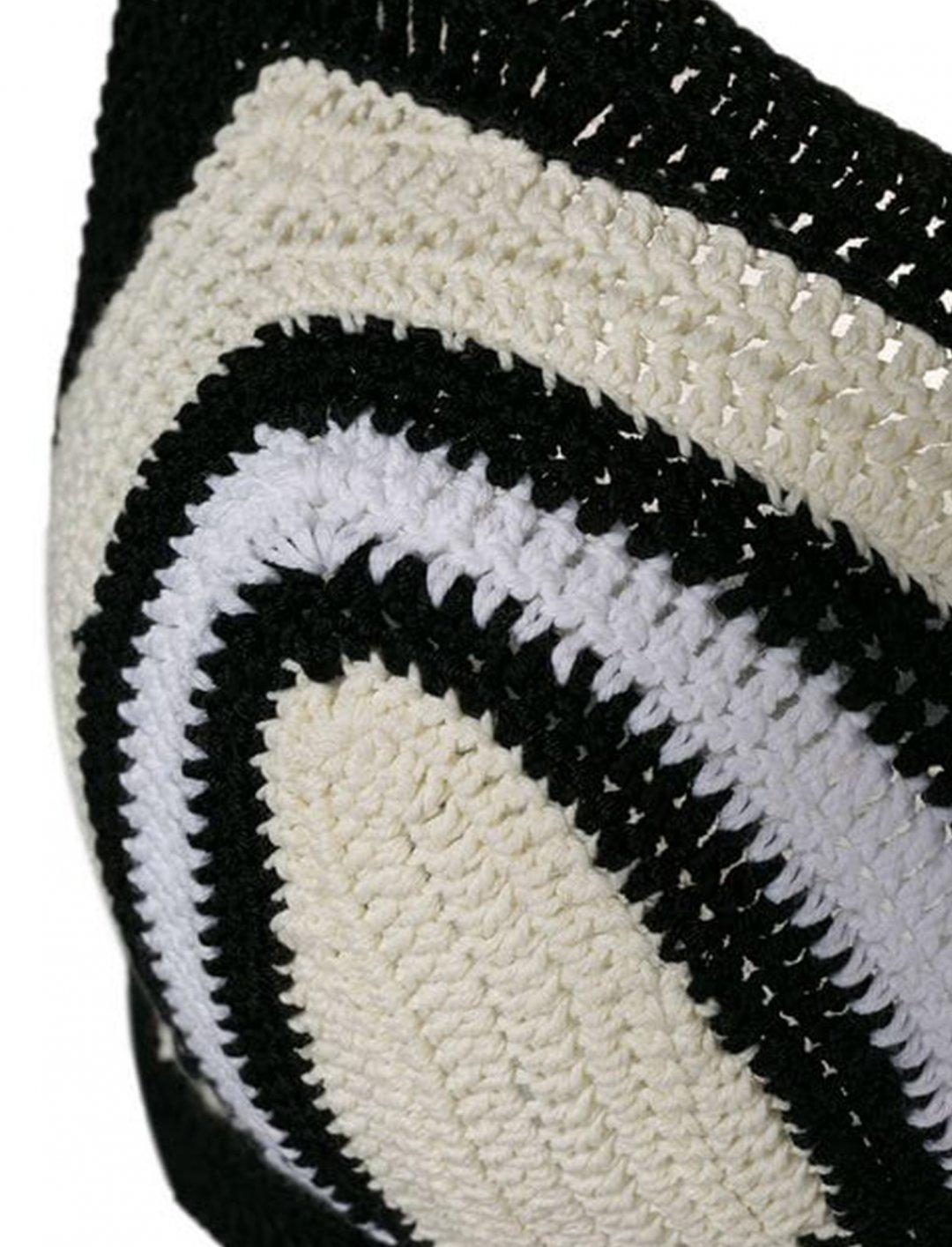 Raja Kumari's Crochet Bra Clothing Helmut Lang