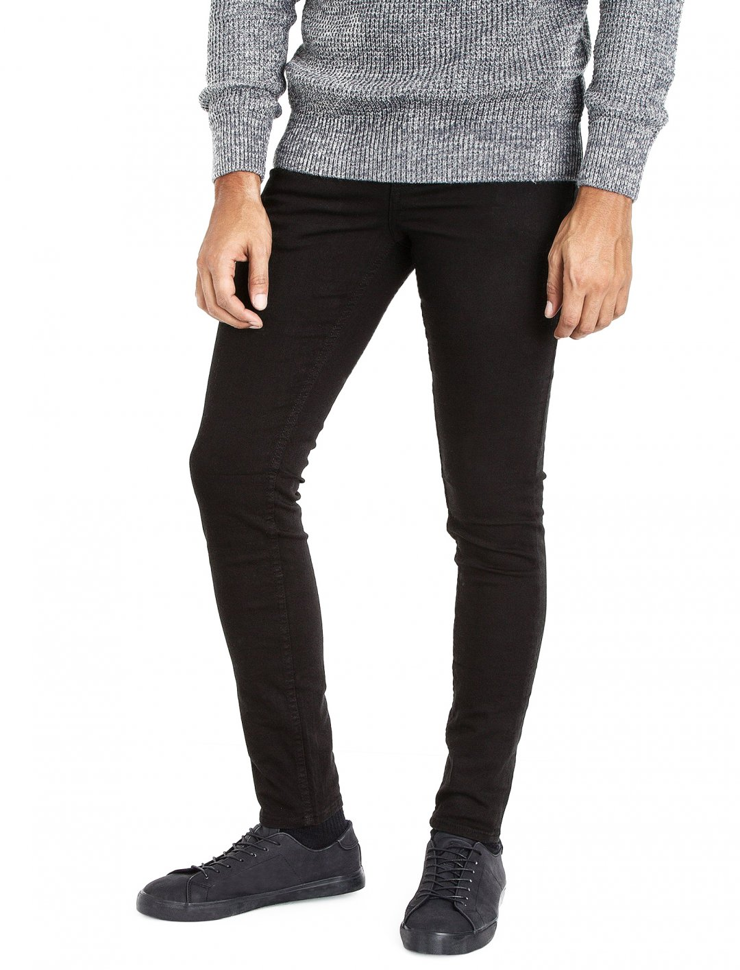 elegant and graceful exclusive deals cozy fresh Skinny Jeans, Black, New Look