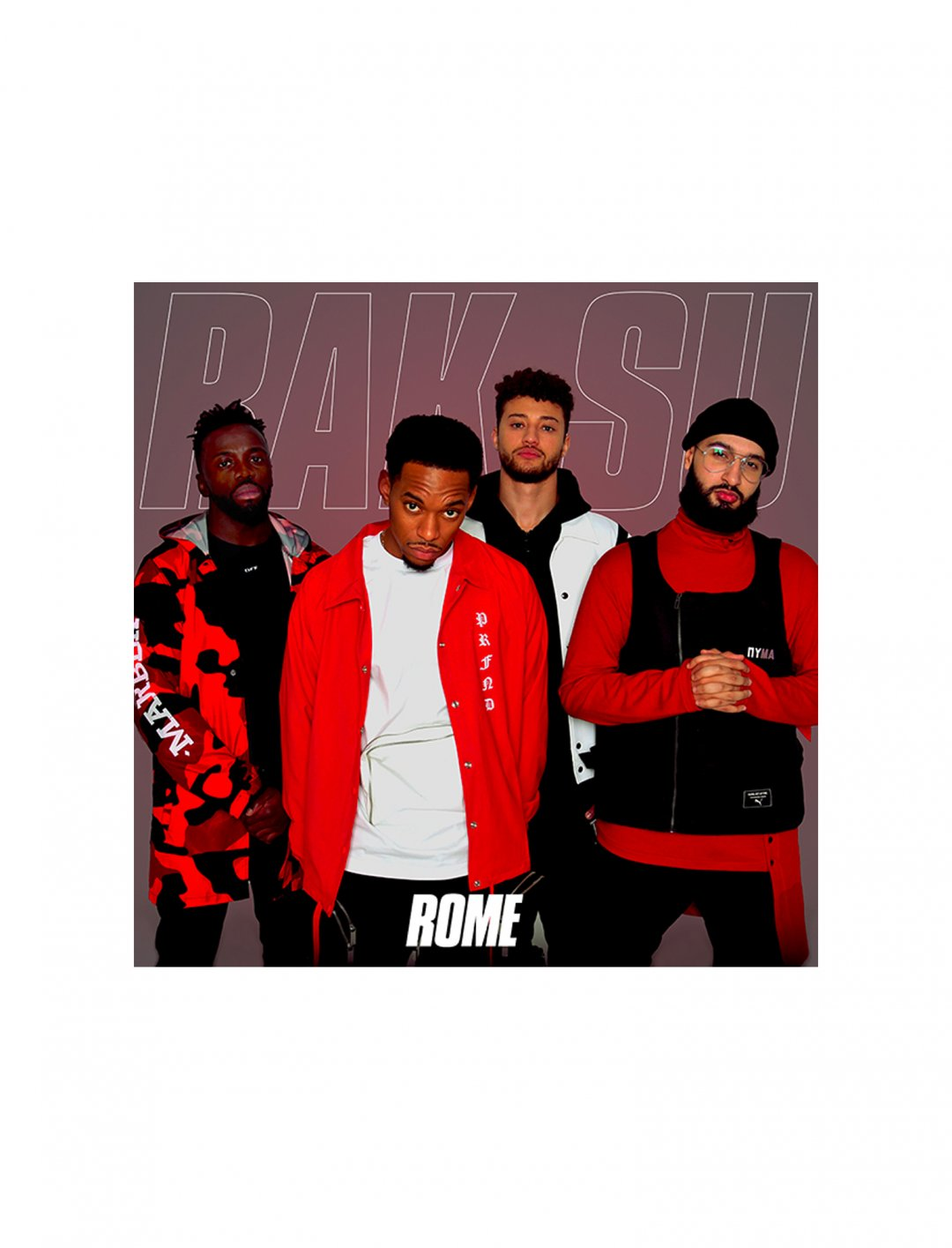 Stick Around Single Music & Ringtone Rak-Su