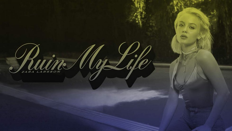 Zara Larsson Style, Fashion, Outfits and Clothes - Ruin My Life Zara Larsson Epic Records
