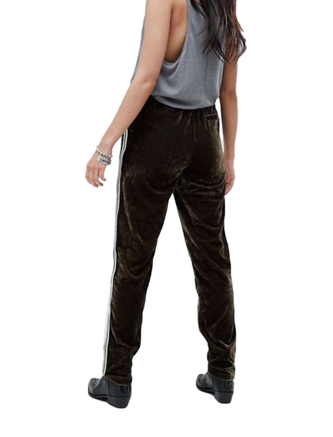 """Joggers In Velvet {""""id"""":5,""""product_section_id"""":1,""""name"""":""""Clothing"""",""""order"""":5} Vero Moda"""