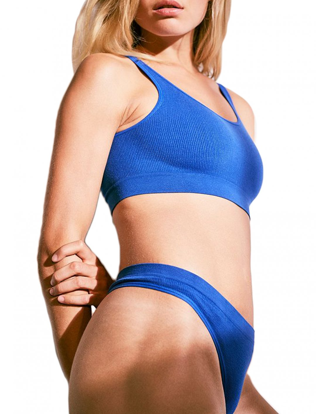 """Ribbed Bra {""""id"""":5,""""product_section_id"""":1,""""name"""":""""Clothing"""",""""order"""":5} Out From Under"""