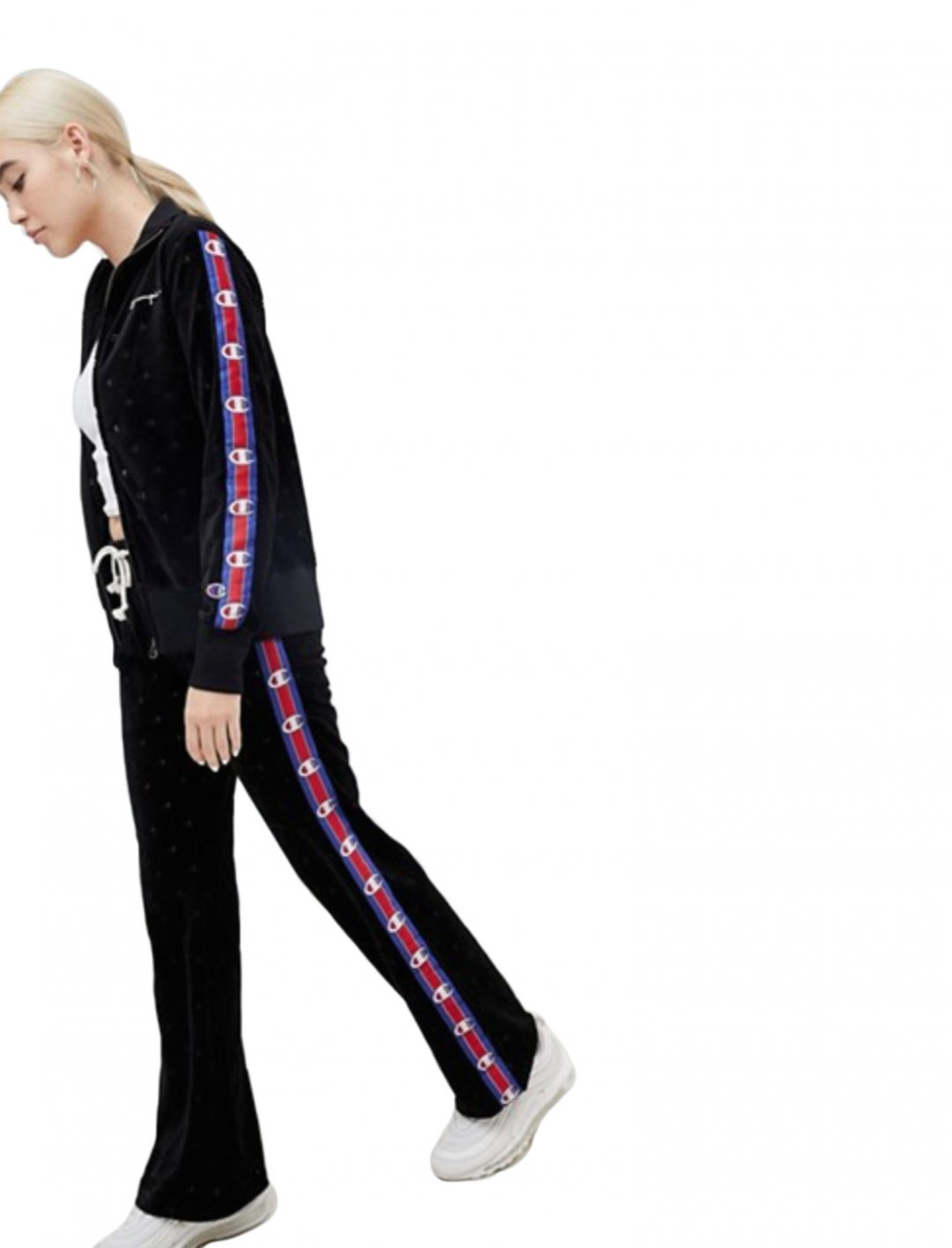 """Tracksuit Bottoms {""""id"""":5,""""product_section_id"""":1,""""name"""":""""Clothing"""",""""order"""":5} Champion"""