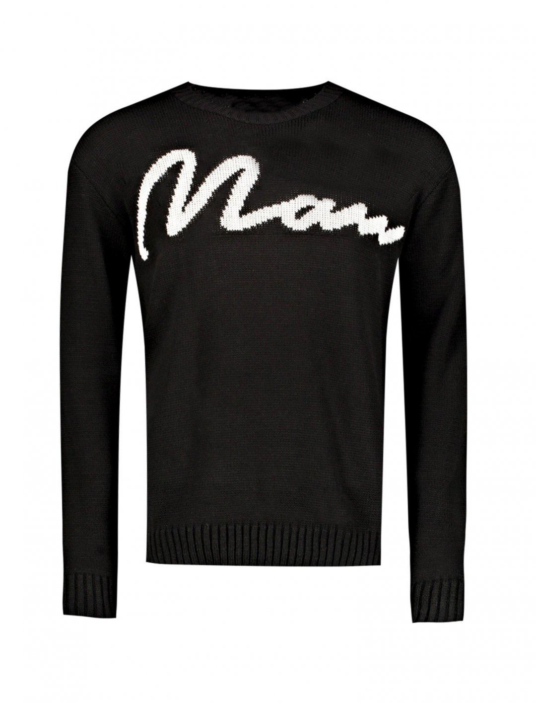 "Knitted Sweater {""id"":5,""product_section_id"":1,""name"":""Clothing"",""order"":5} boohoo"