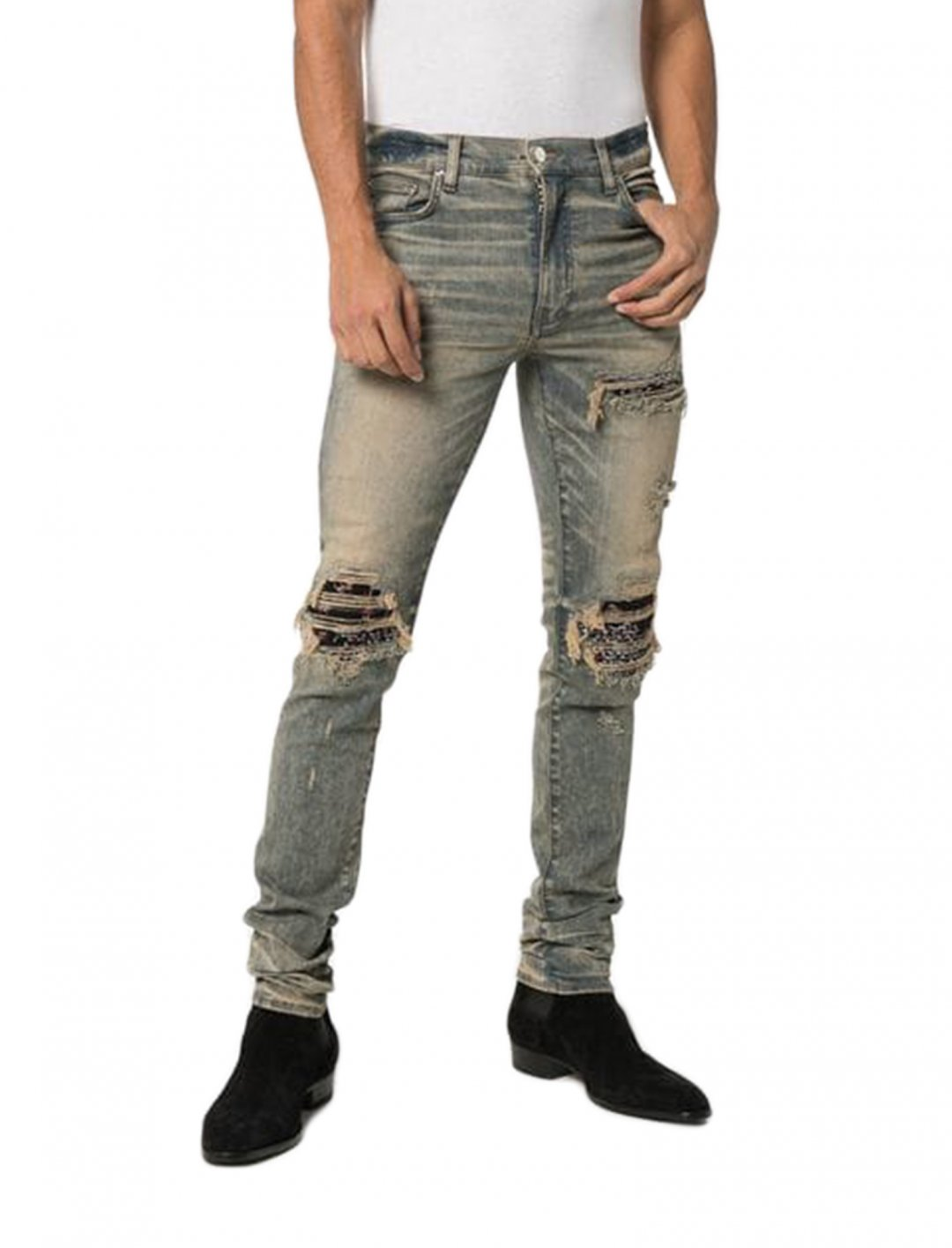 "Slim's Jeans {""id"":5,""product_section_id"":1,""name"":""Clothing"",""order"":5} Amiri"