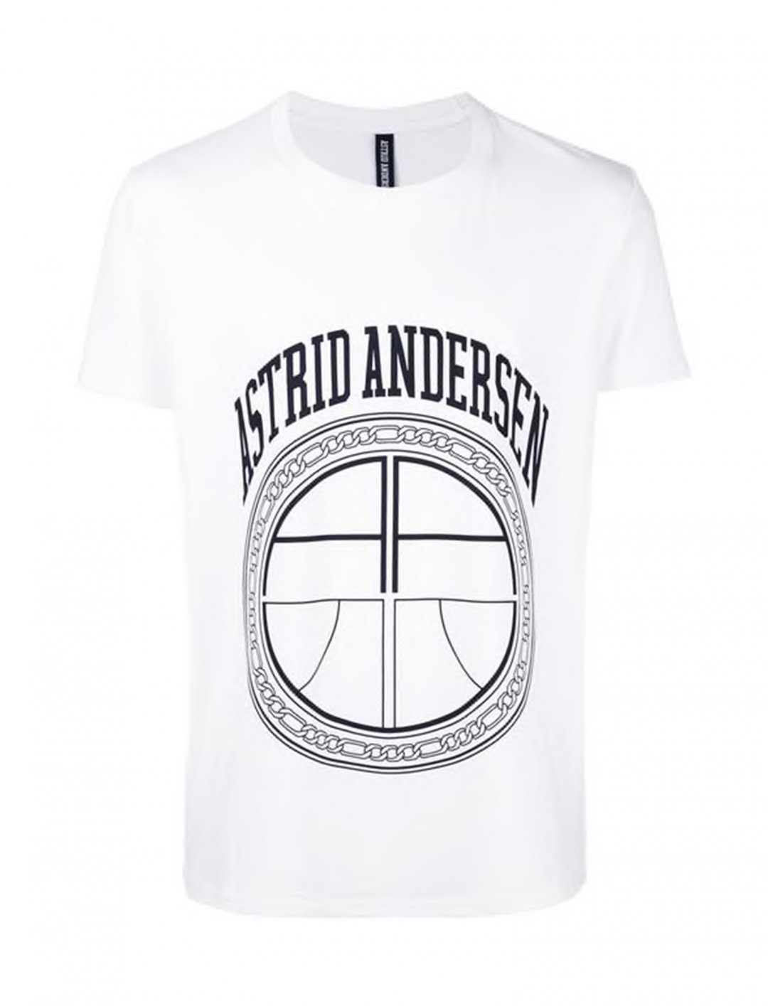 "Slim's T-Shirt {""id"":5,""product_section_id"":1,""name"":""Clothing"",""order"":5} Astrid Andersen"