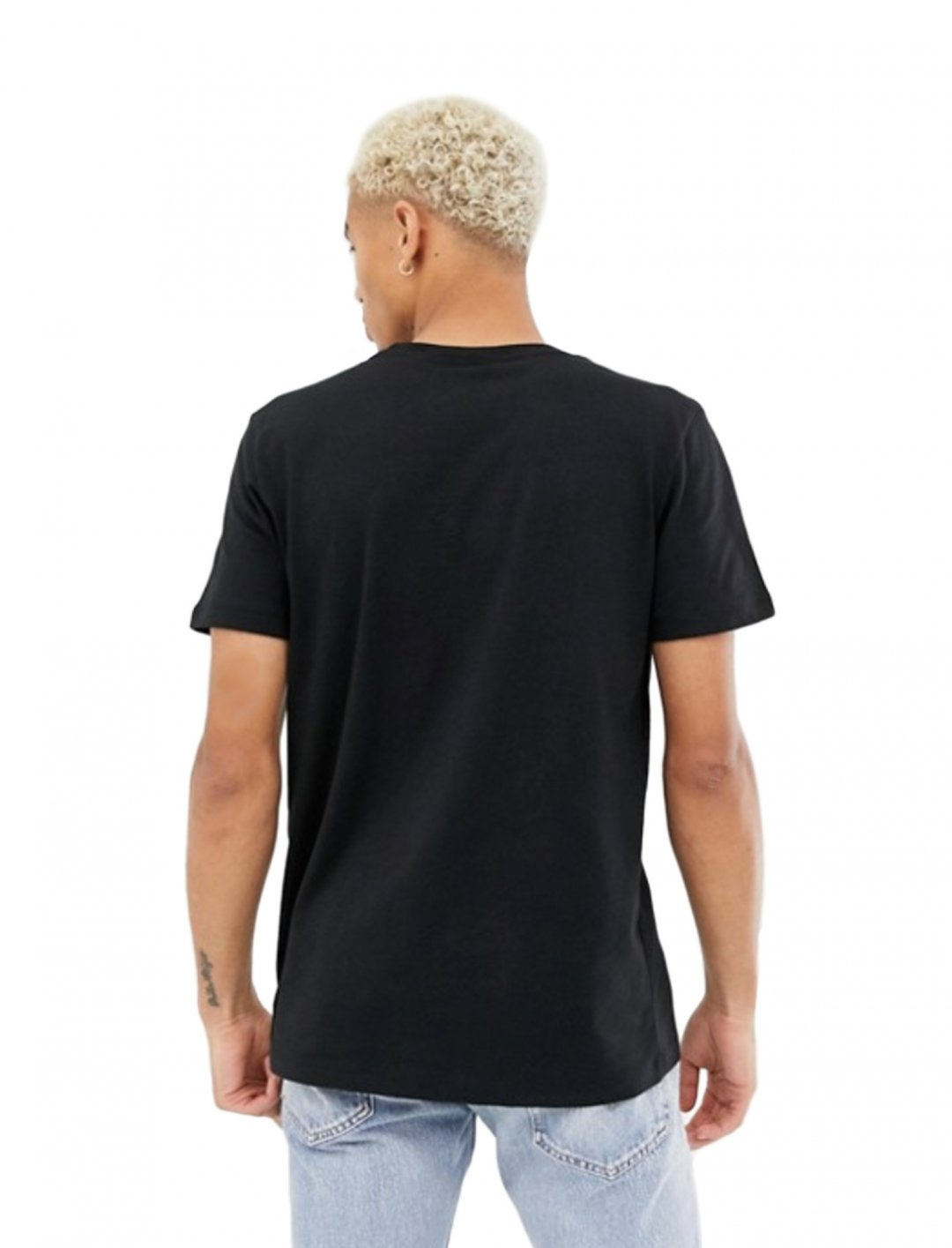 "T-Shirt In Black {""id"":5,""product_section_id"":1,""name"":""Clothing"",""order"":5} Criminal Damage"