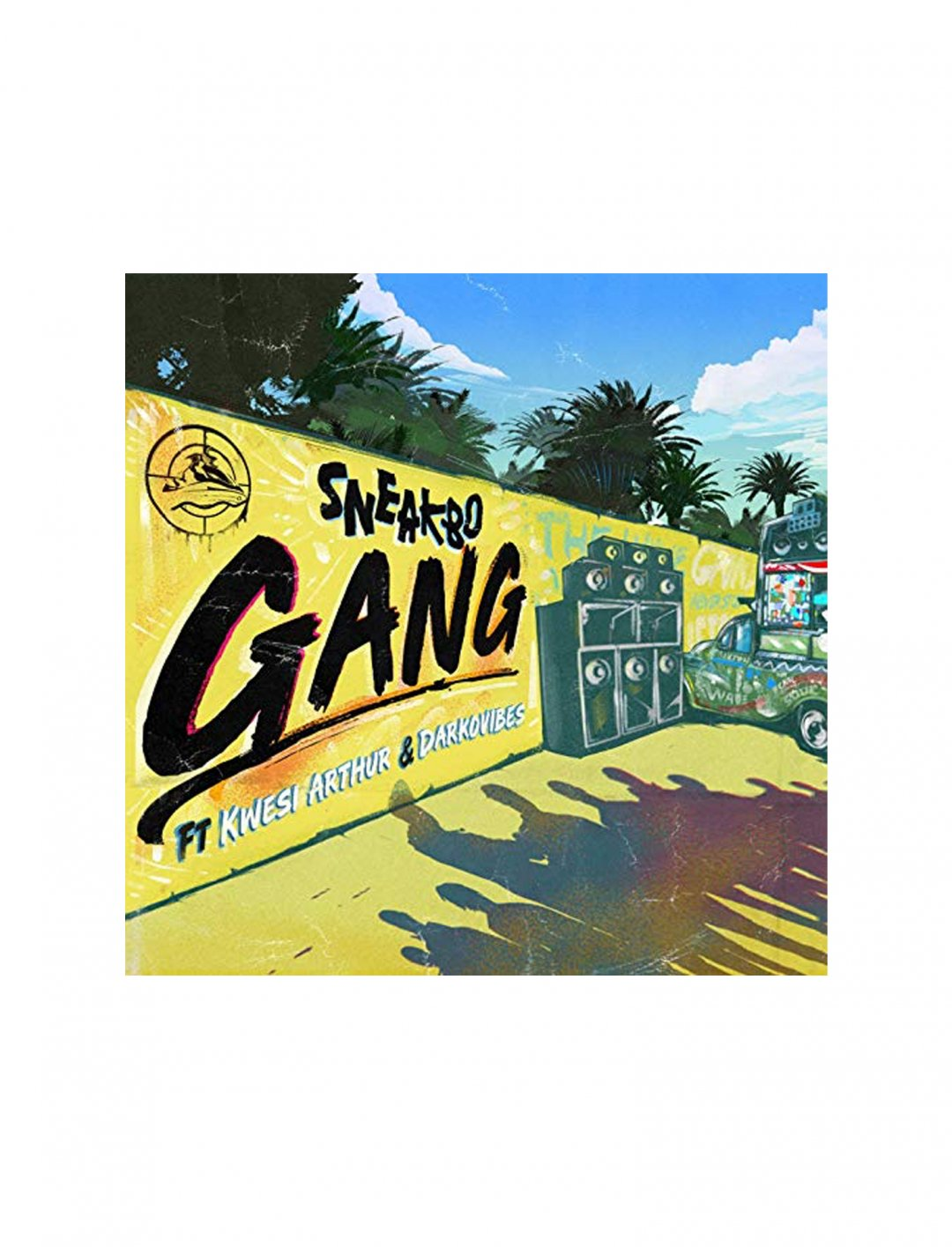 Gang Single Music & Ringtone Sneakbo