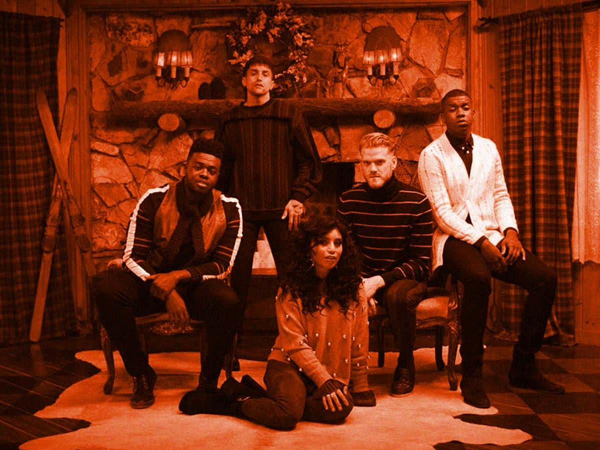 Pentatonix  Style, Fashion, Outfits and Clothes - Sweater Weather  RCA Records