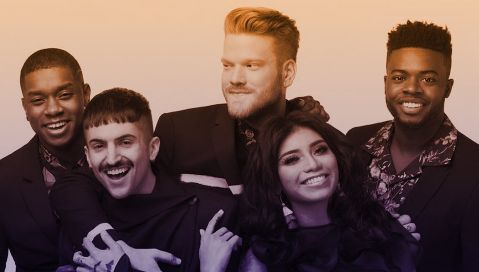 Pentatonix  Style, Fashion, Outfits and Clothes - Sweater Weather Pentatonix RCA Records