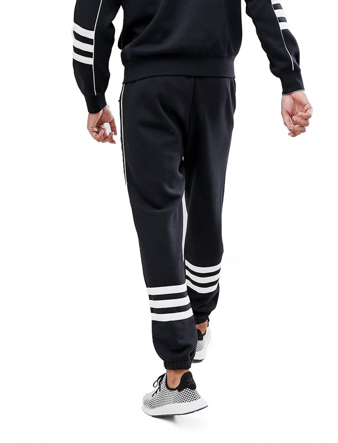 """Joggers In Black {""""id"""":5,""""product_section_id"""":1,""""name"""":""""Clothing"""",""""order"""":5} adidas Originals"""