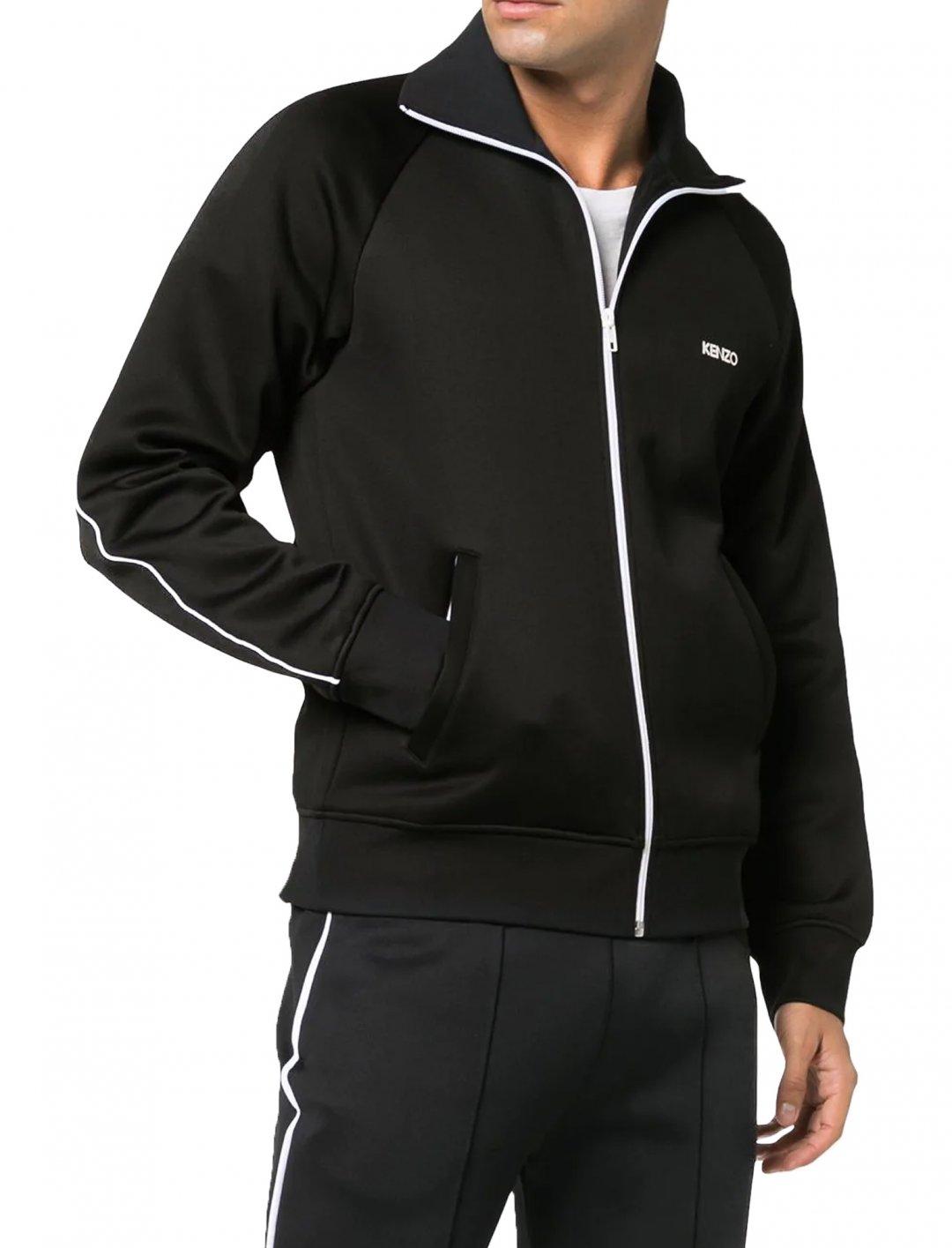 """Swizz Beatz' Track Jacket {""""id"""":5,""""product_section_id"""":1,""""name"""":""""Clothing"""",""""order"""":5} Kenzo"""