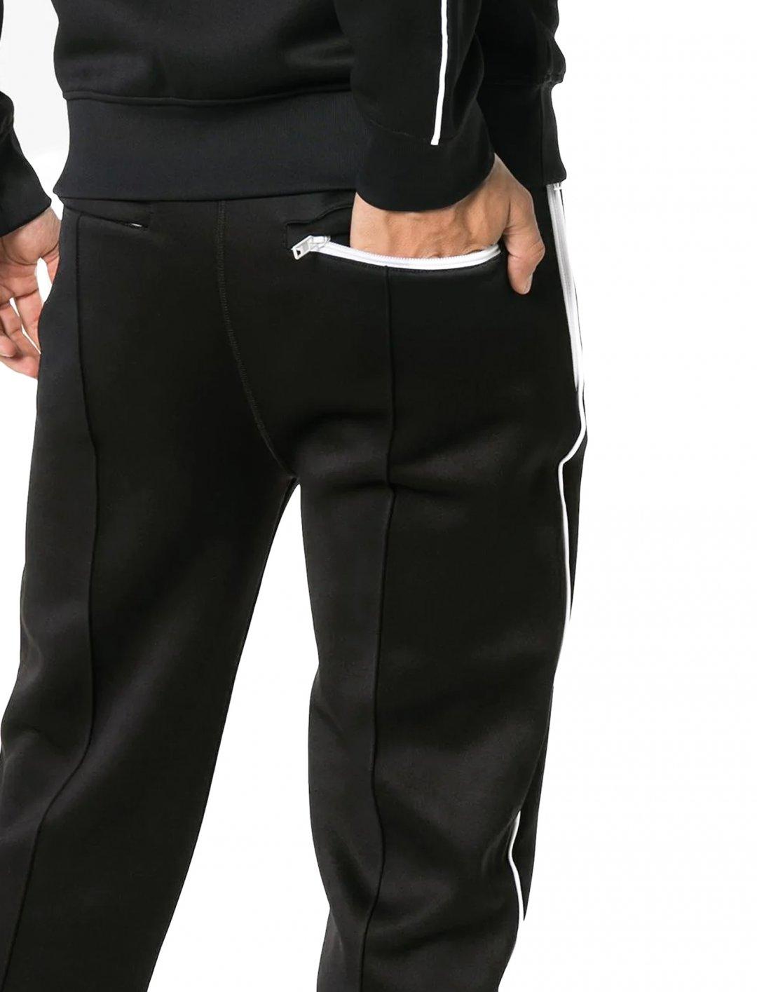 "Swizz Beatz' Track Pants {""id"":5,""product_section_id"":1,""name"":""Clothing"",""order"":5} Kenzo"
